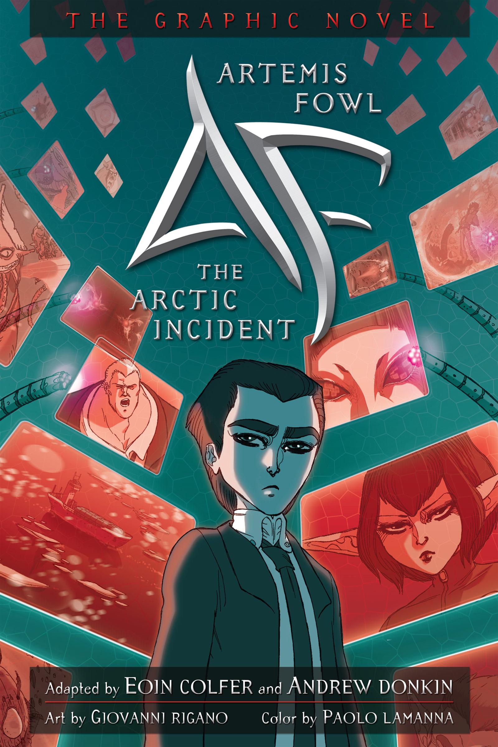 Artemis Fowl: The Arctic Incident Graphic Novel