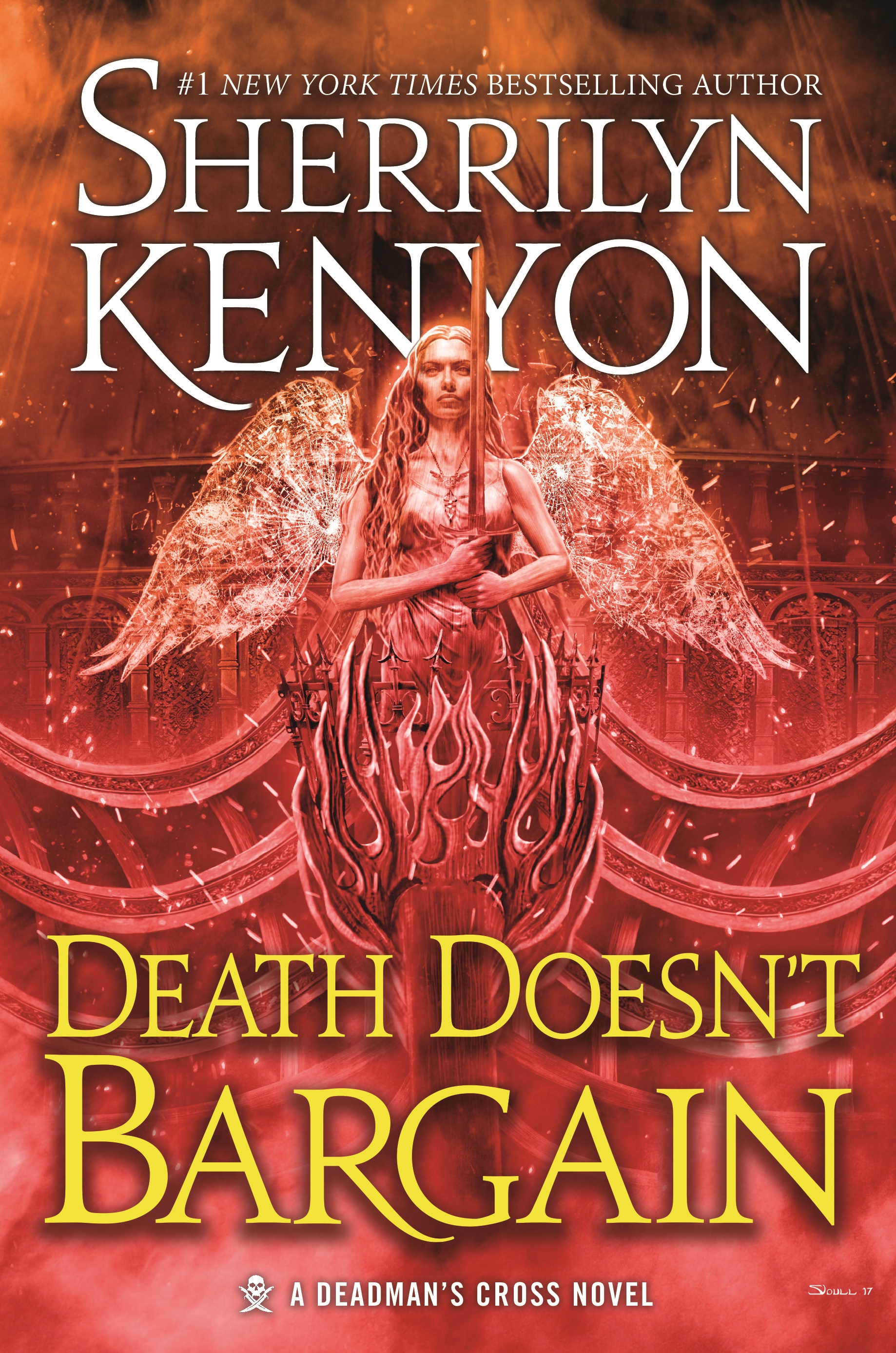 Death Doesn't Bargain cover image