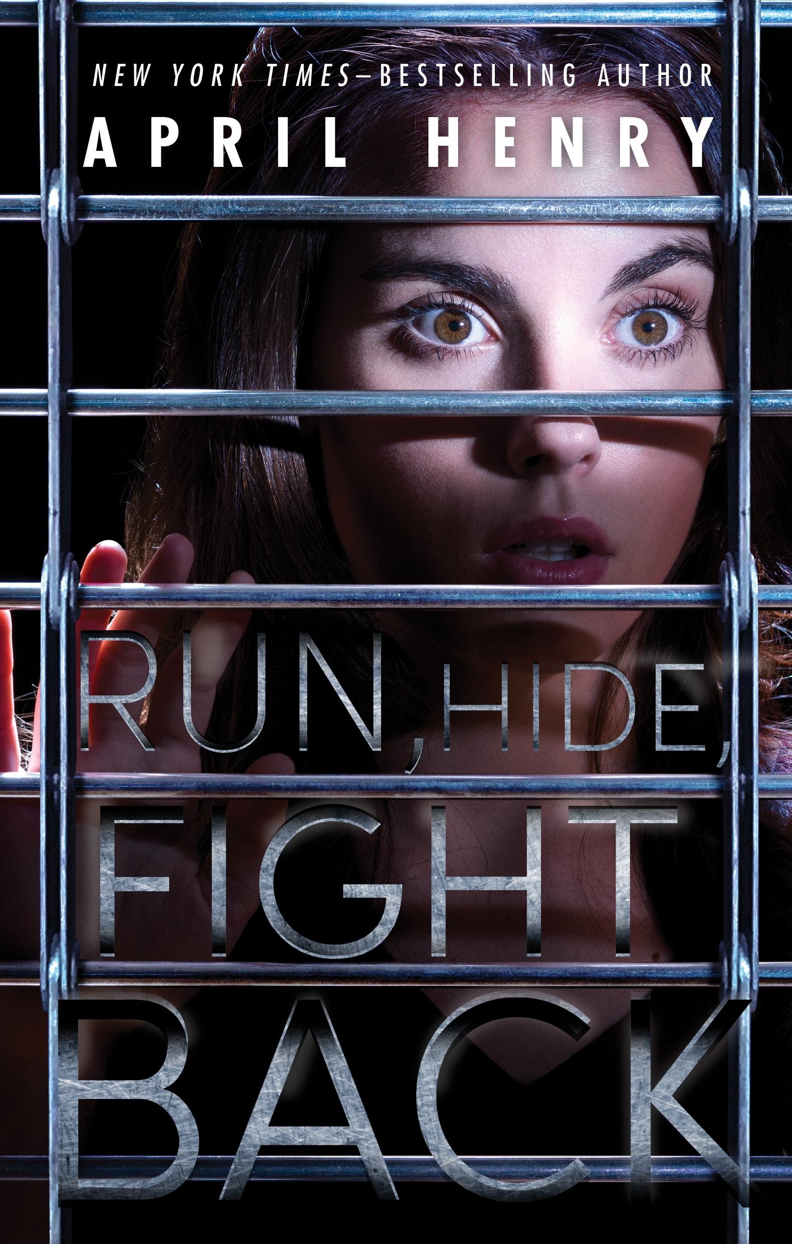 Run, hide, fight back cover image