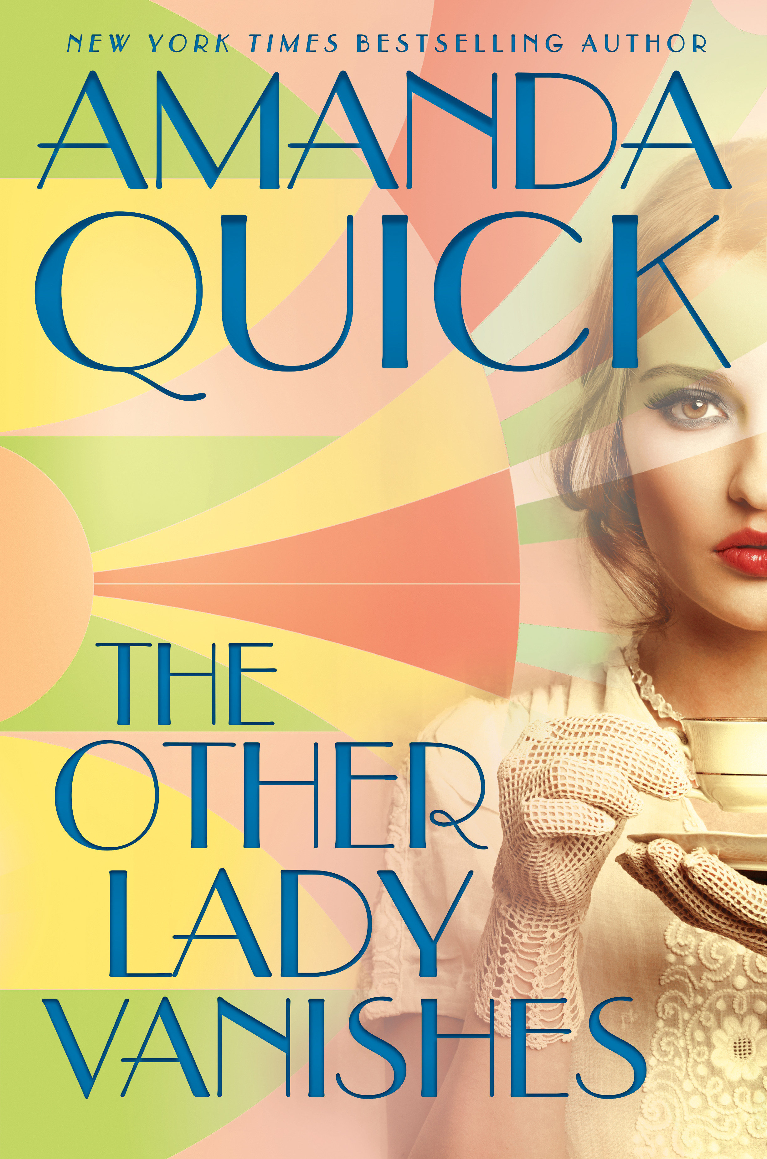 The other lady vanishes cover image