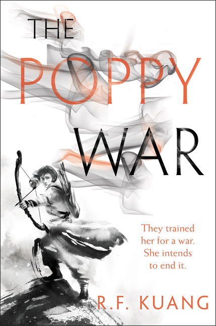Cover Image of The Poppy War