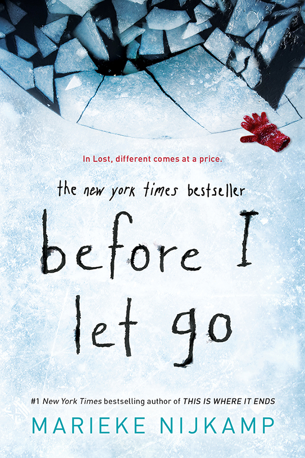 Cover Image of Before I Let Go