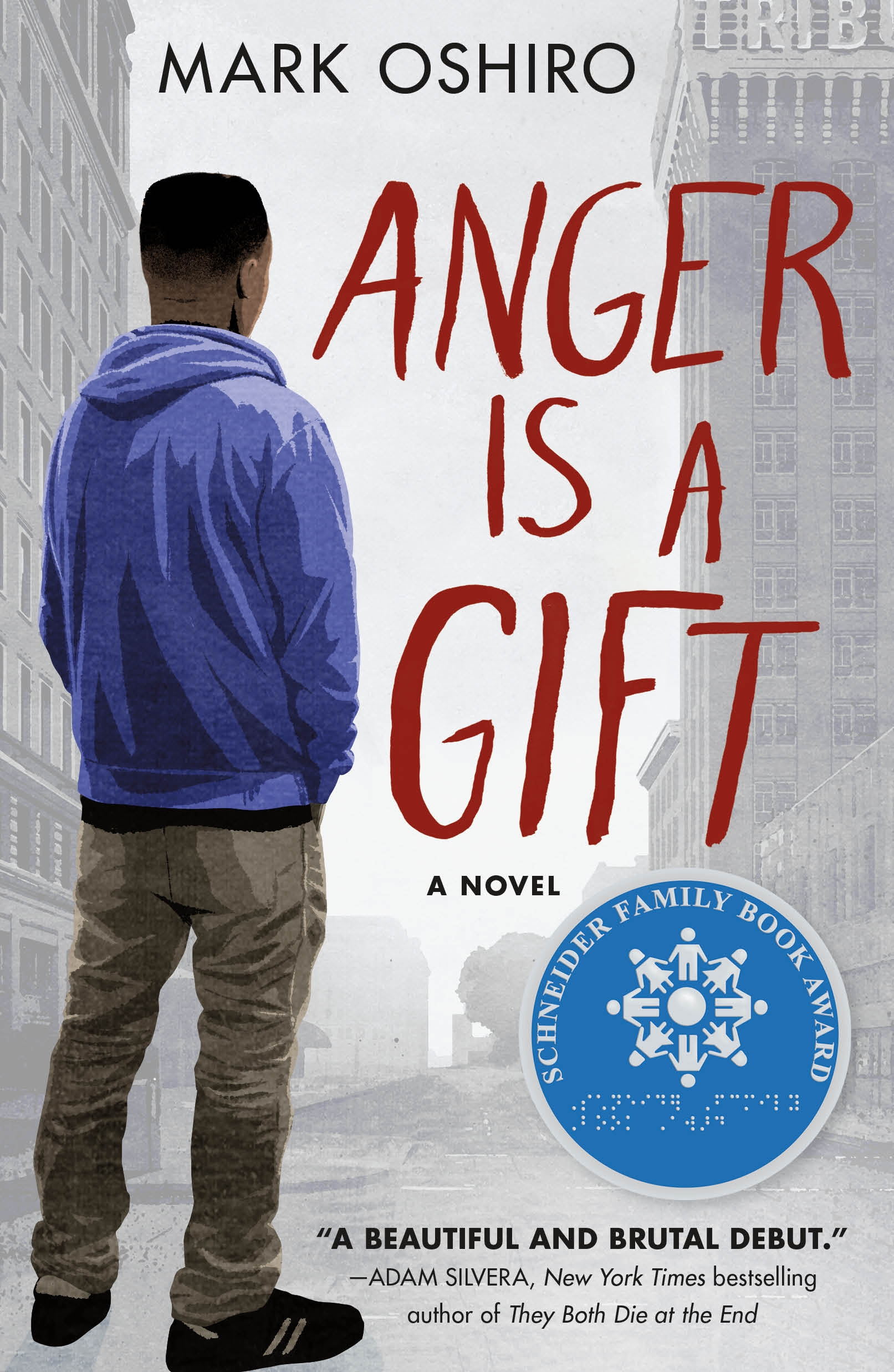 Anger Is a Gift [electronic resource (downloadable eBook)] : a novel