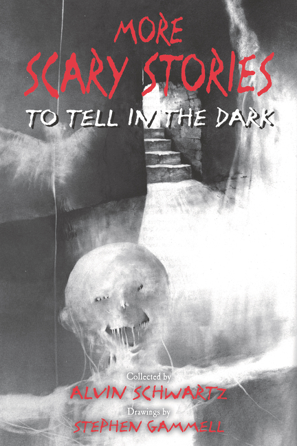 More Scary Stories to Tell in the Dark cover image