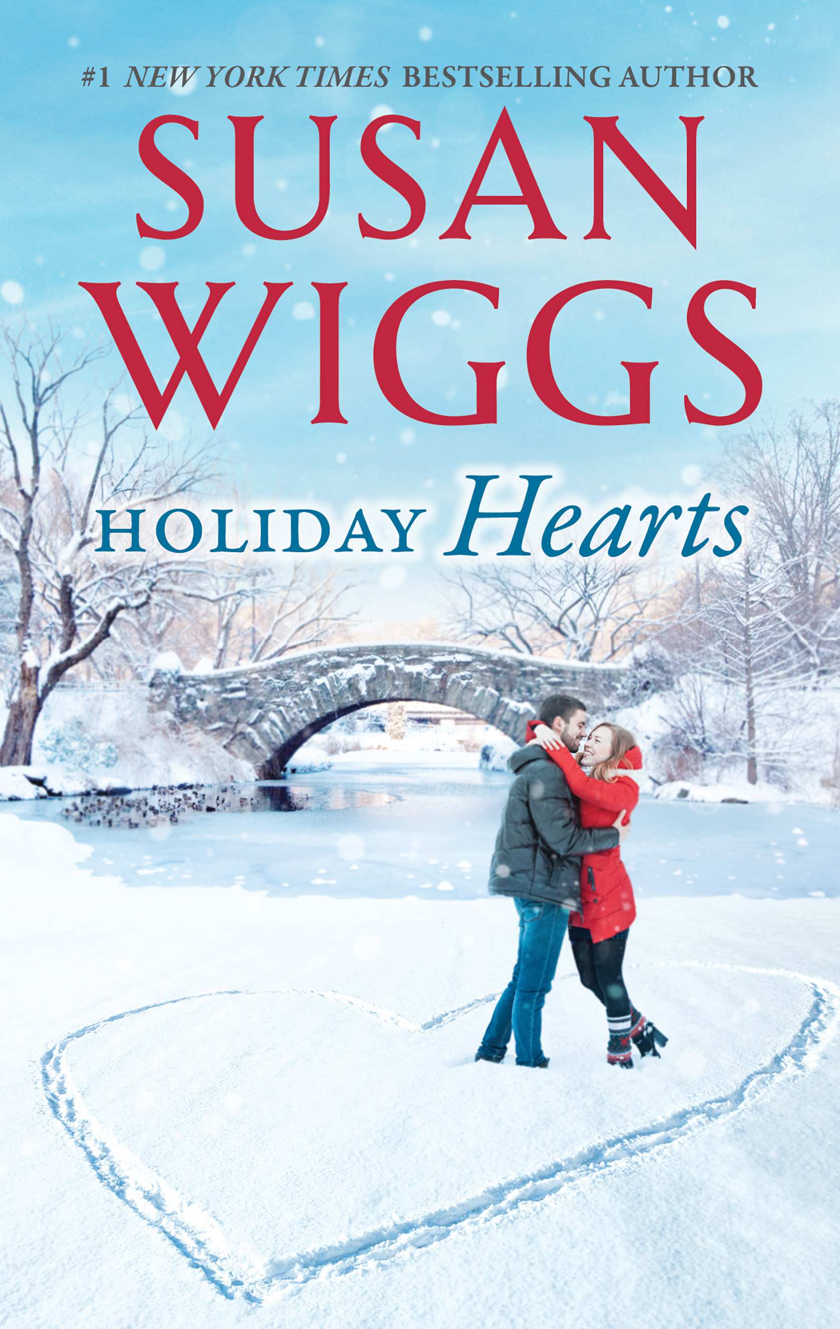 Cover Image of Holiday Hearts