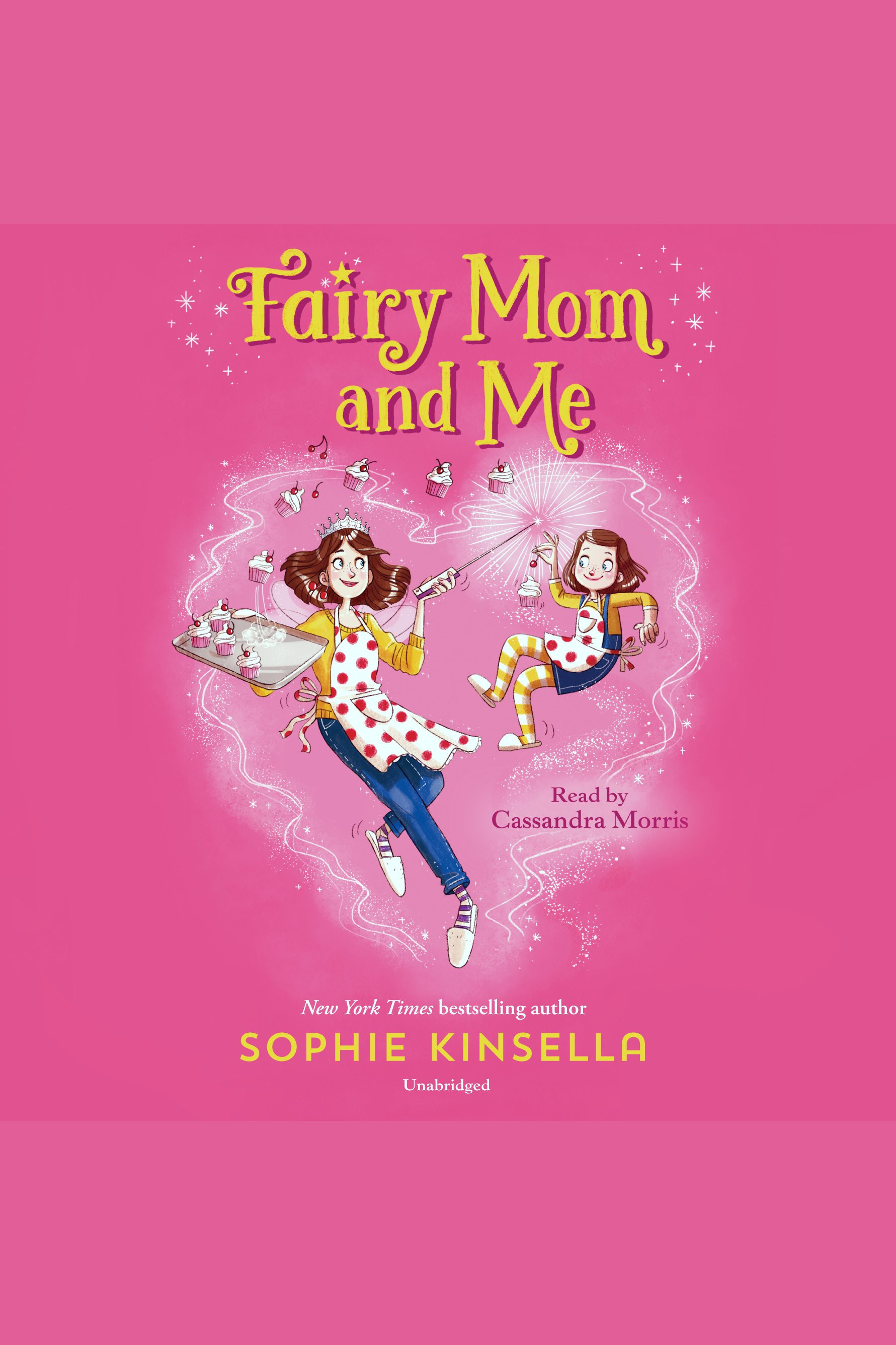 Fairy mom and me cover image