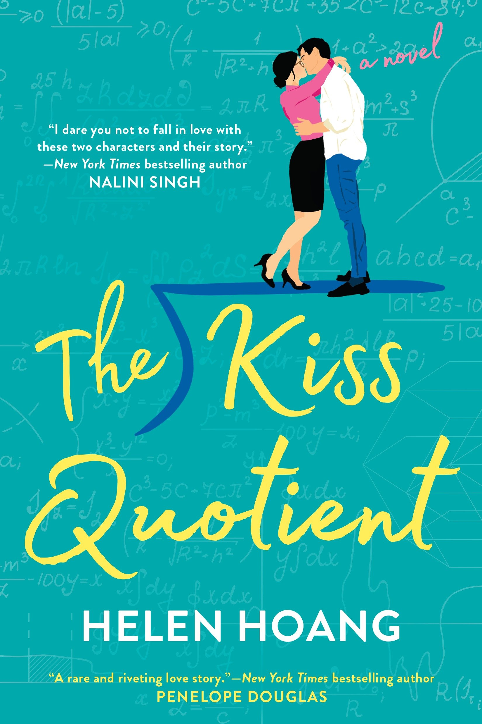 Cover Image of The Kiss Quotient