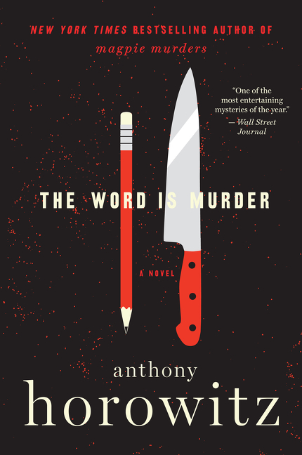 The word is murder cover image