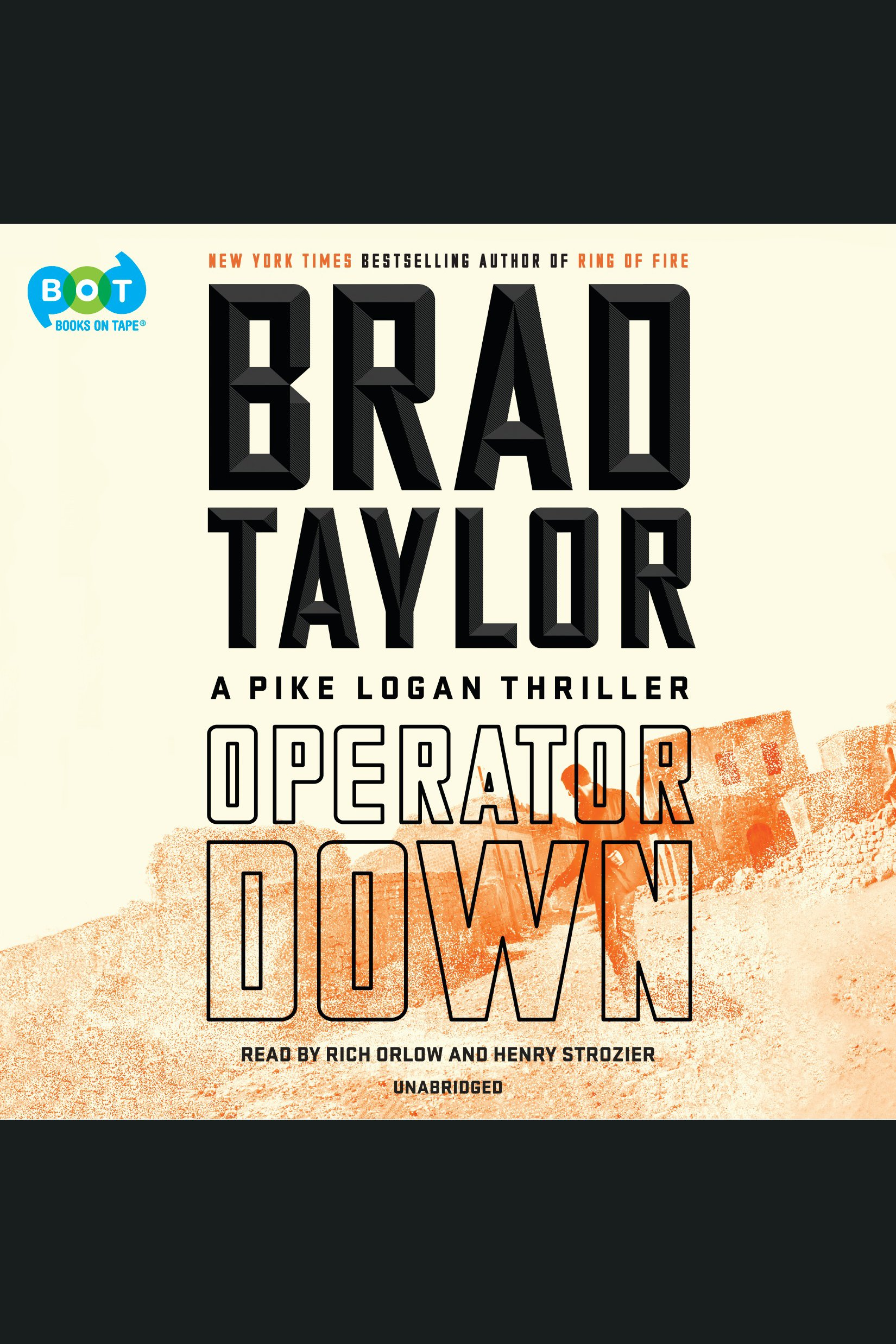Operator down cover image