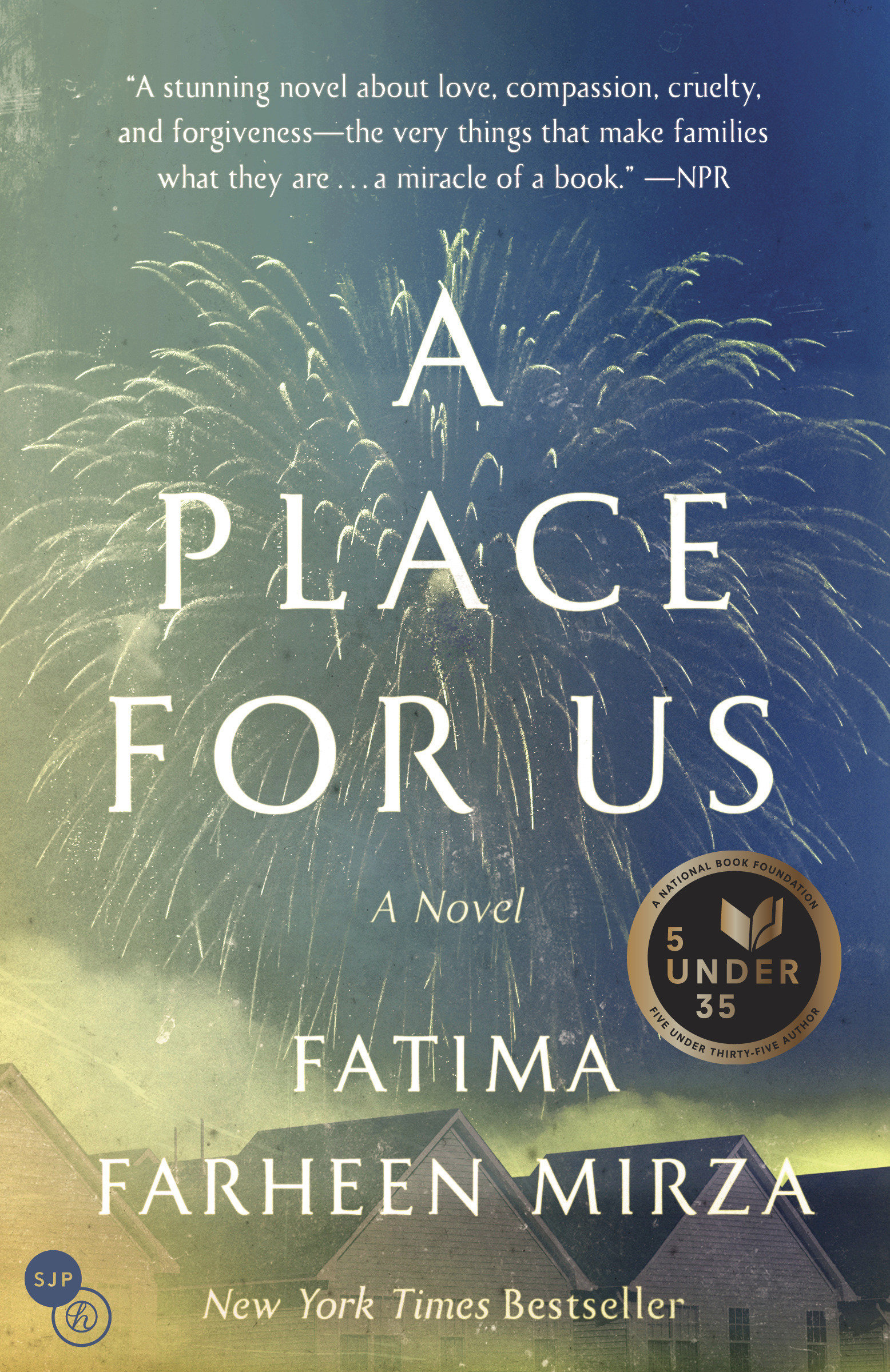 Cover image for A Place for Us [electronic resource] : A Novel