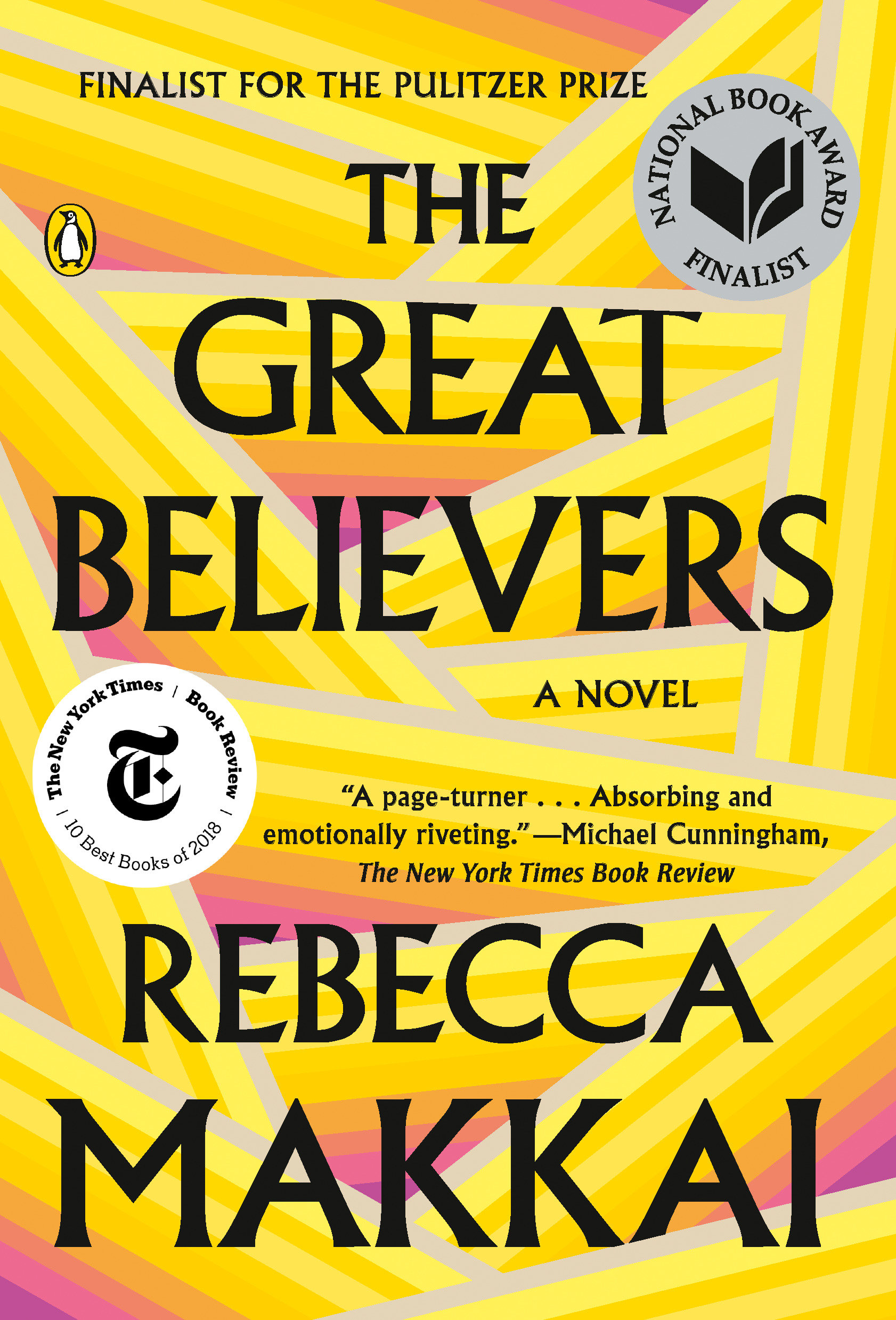The Great Believers [electronic resource]
