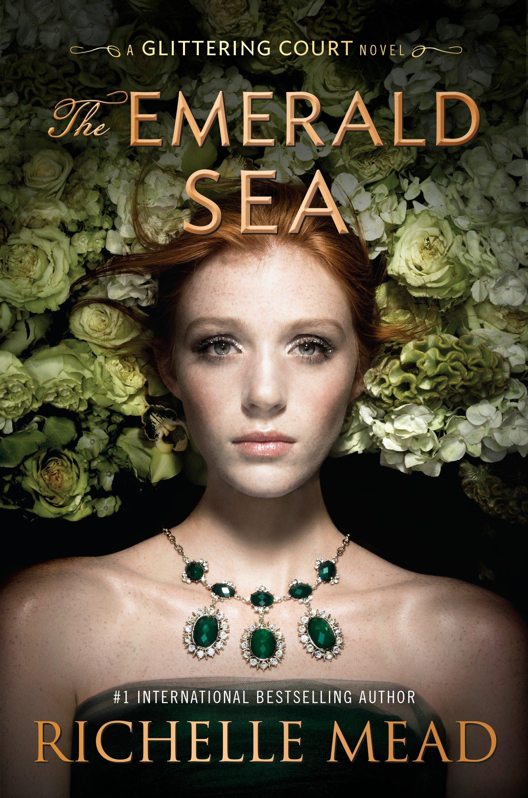 The emerald sea cover image