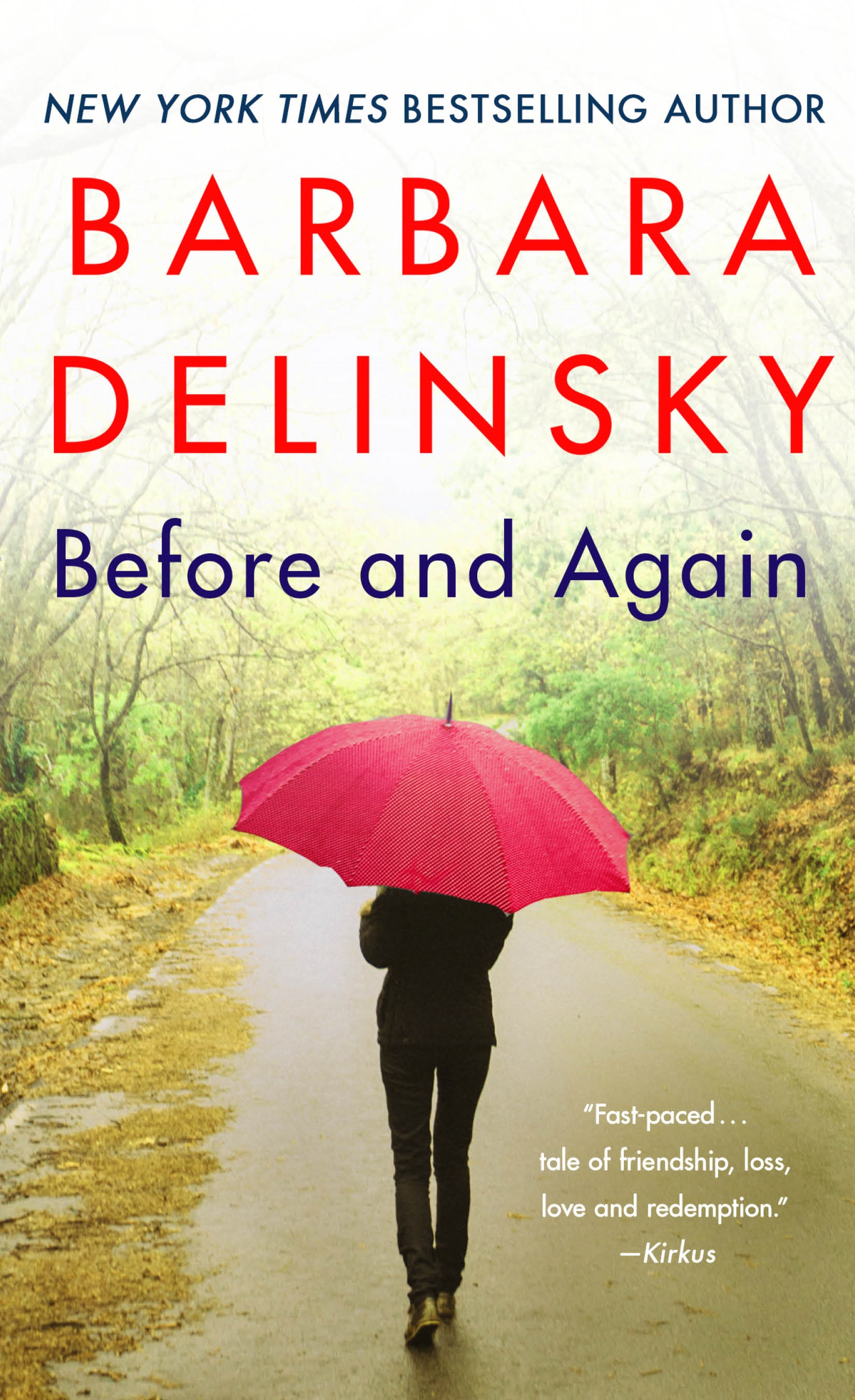 Before and again cover image