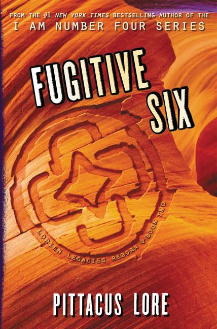 Cover Image of Fugitive Six
