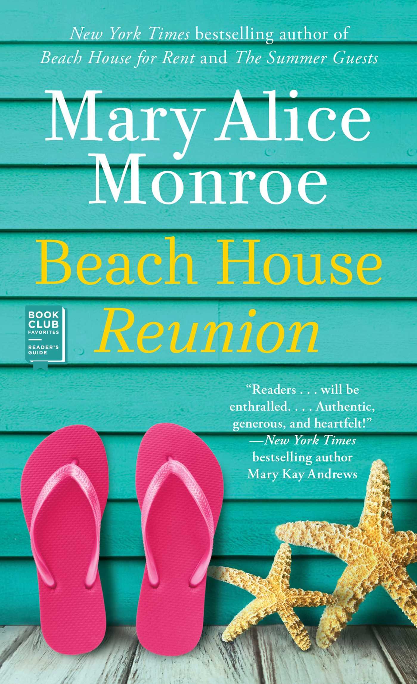 Beach House reunion cover image