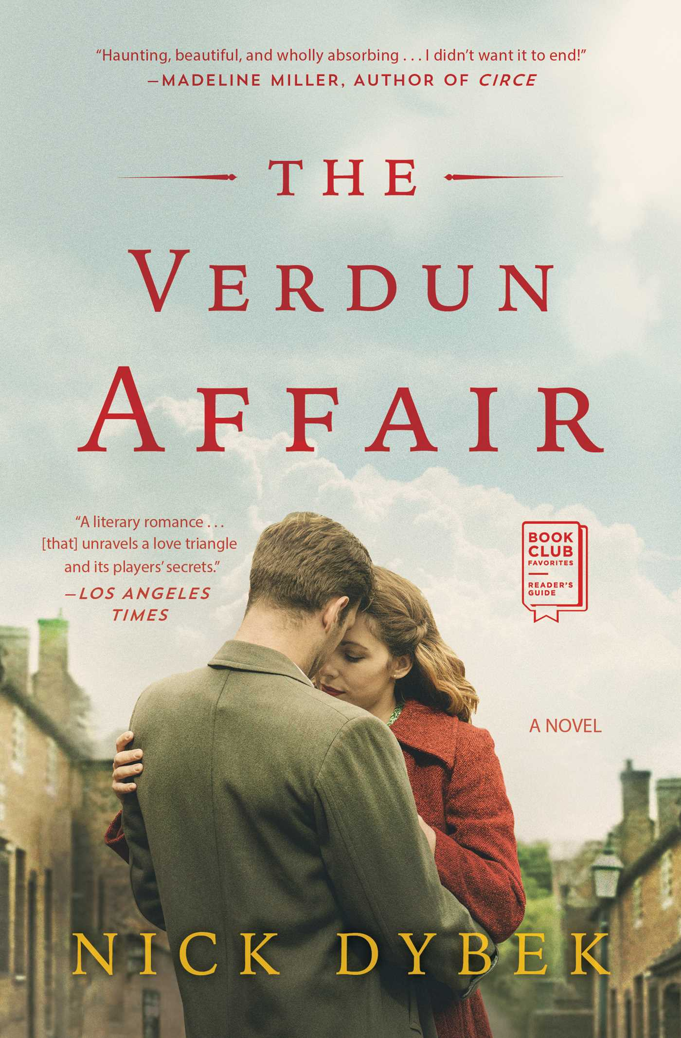The Verdun Affair A Novel