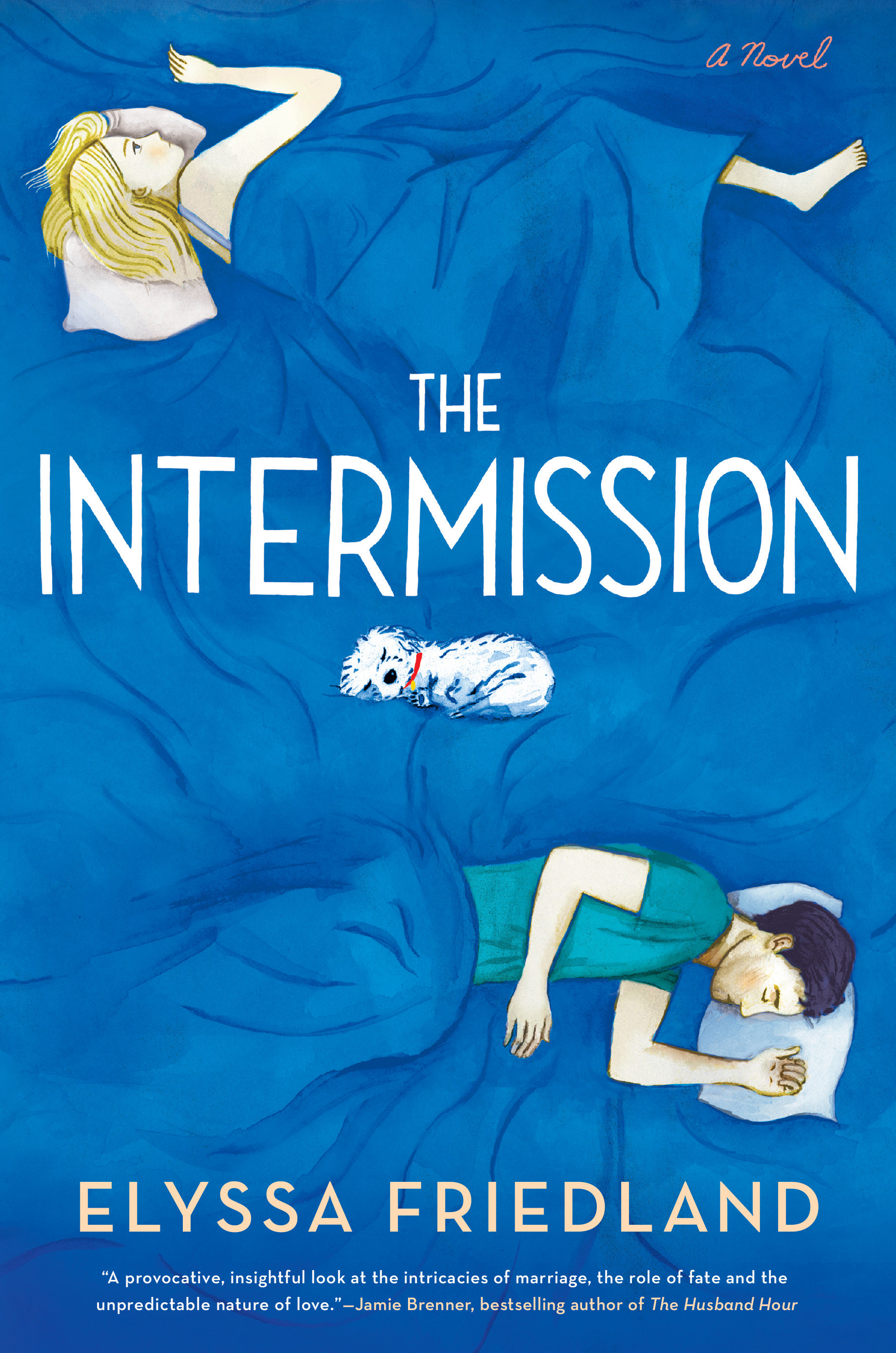 The intermission cover image