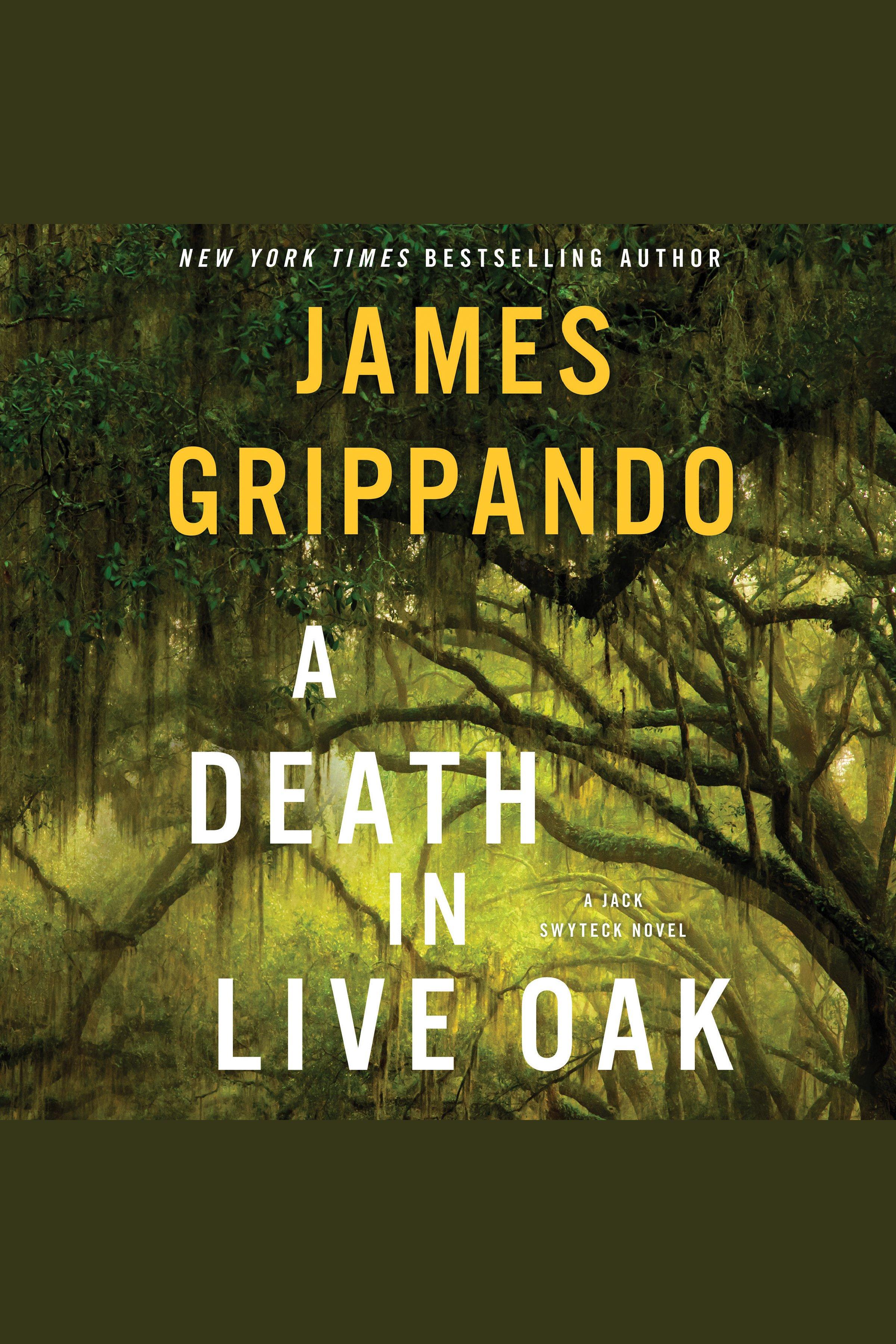 A death in Live Oak A Jack Swyteck Novel cover image