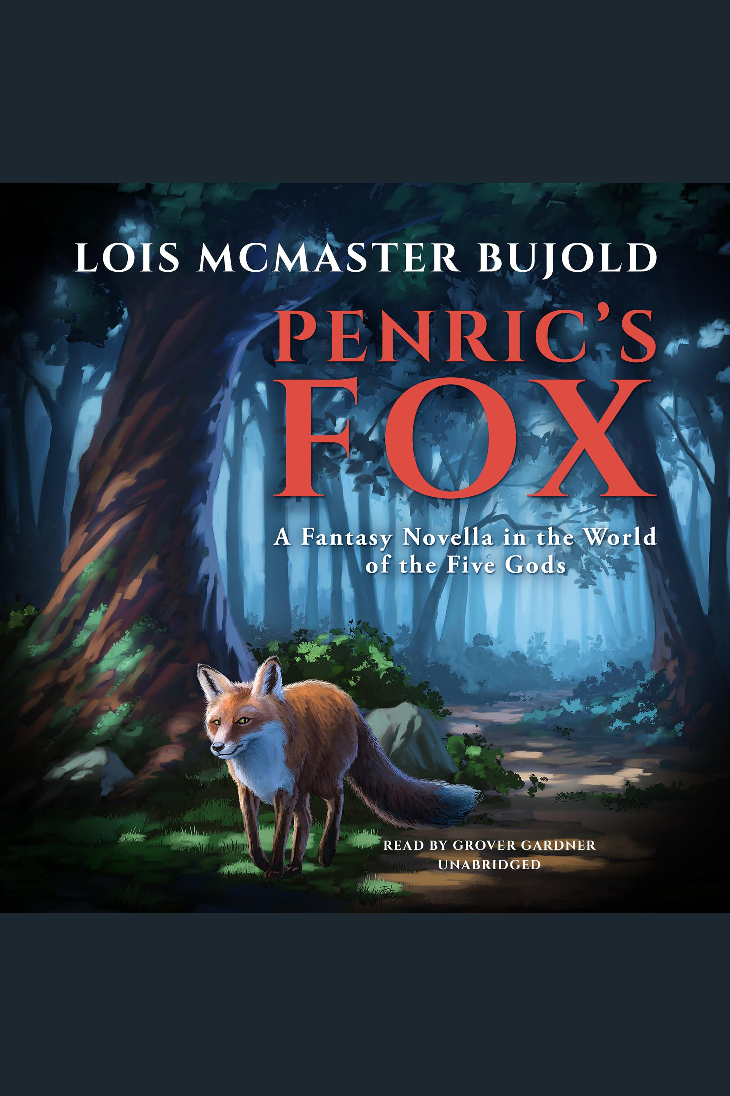 Penric's Fox A Novella in the World of Five Gods cover image