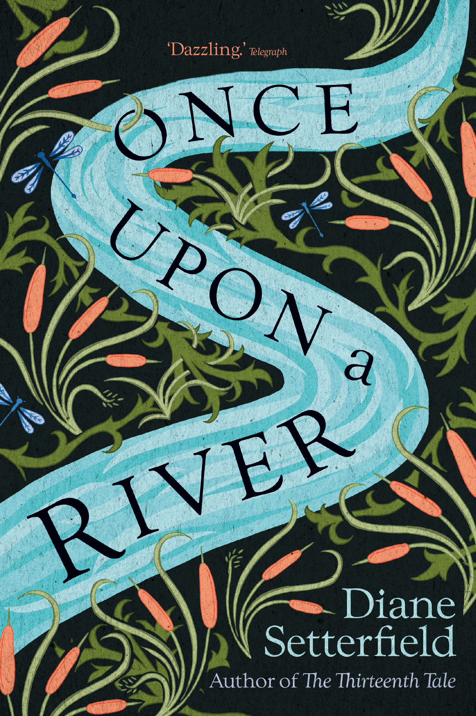 Cover Image of Once Upon a River