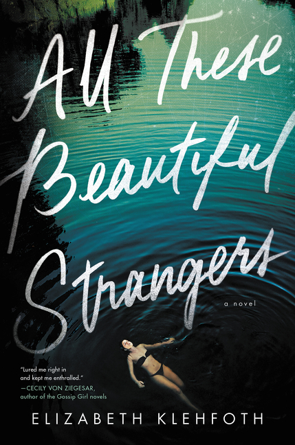 All these beautiful strangers cover image