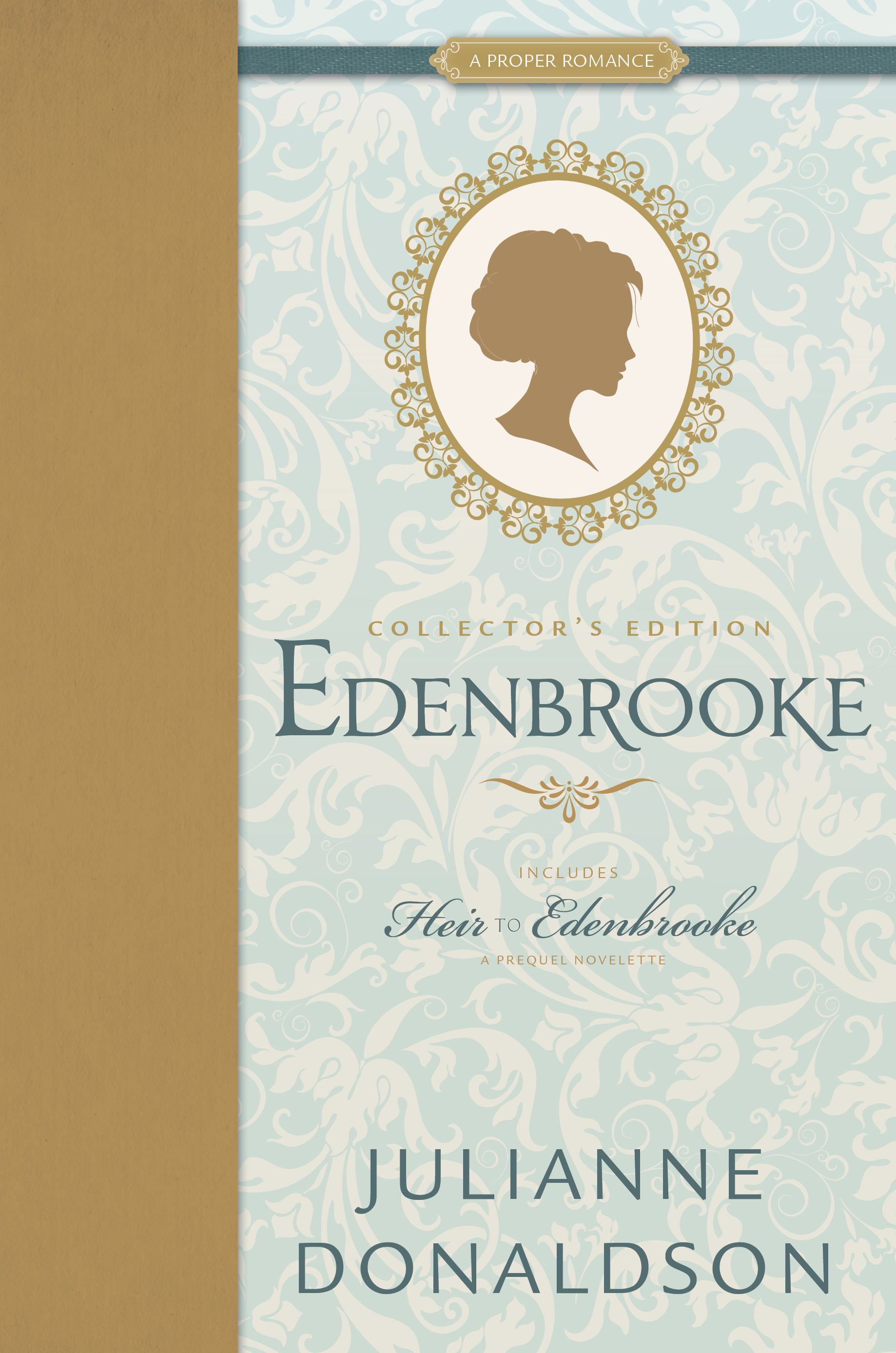 Edenbrooke and Heir to Edenbrooke Collector's Edition [electronic resource]