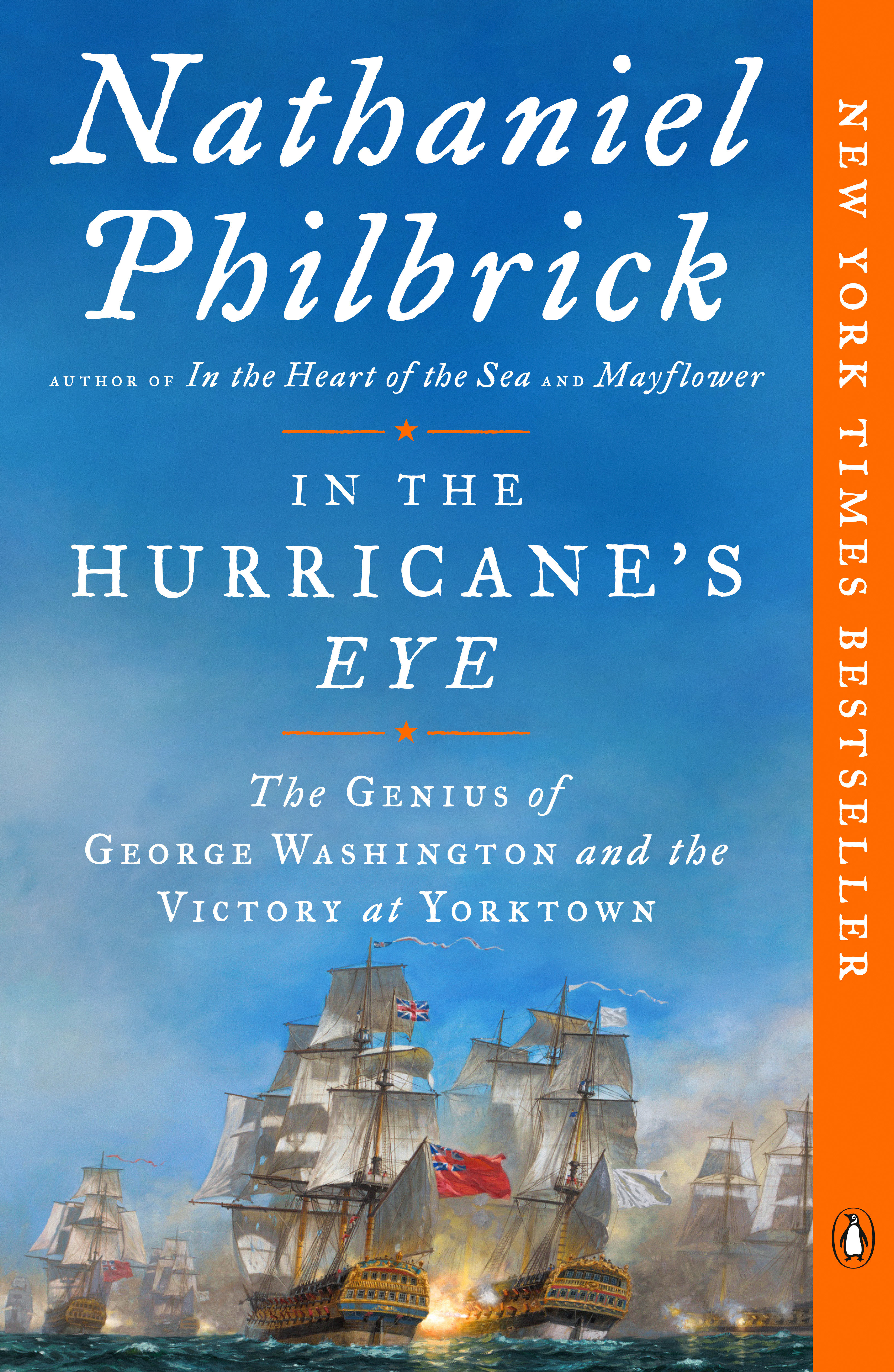 In the hurricane's eye the genius of George Washington and the victory at Yorktown cover image