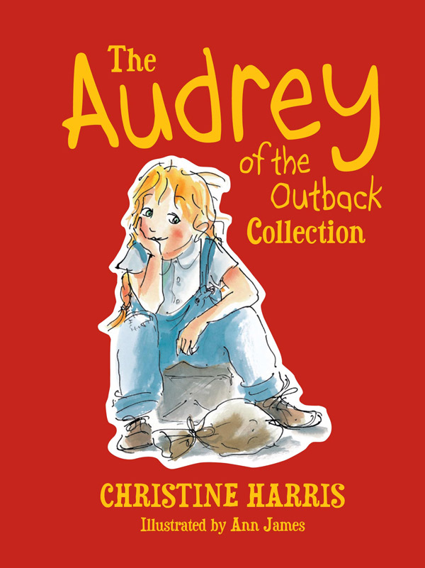 The Audrey of the Outback Collection cover image