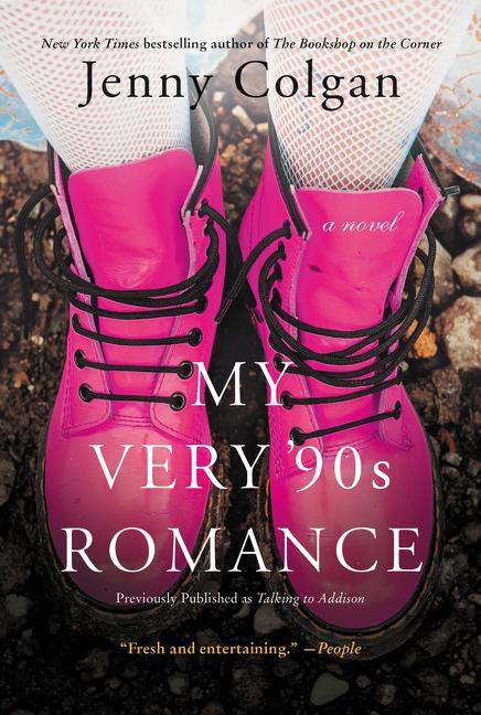 My very '90s romance cover image
