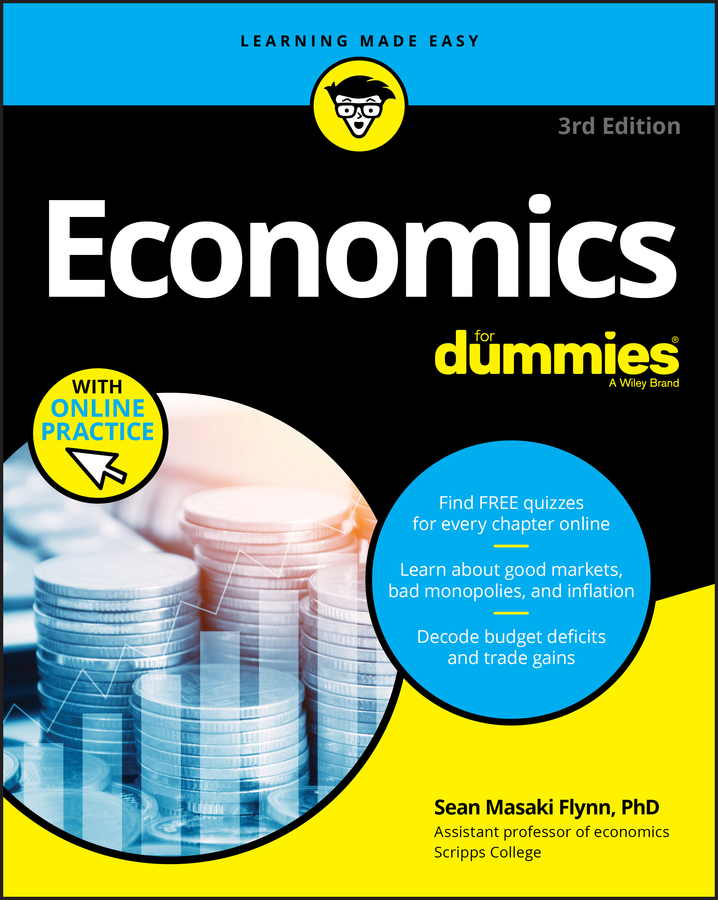 Economics for dummies cover image