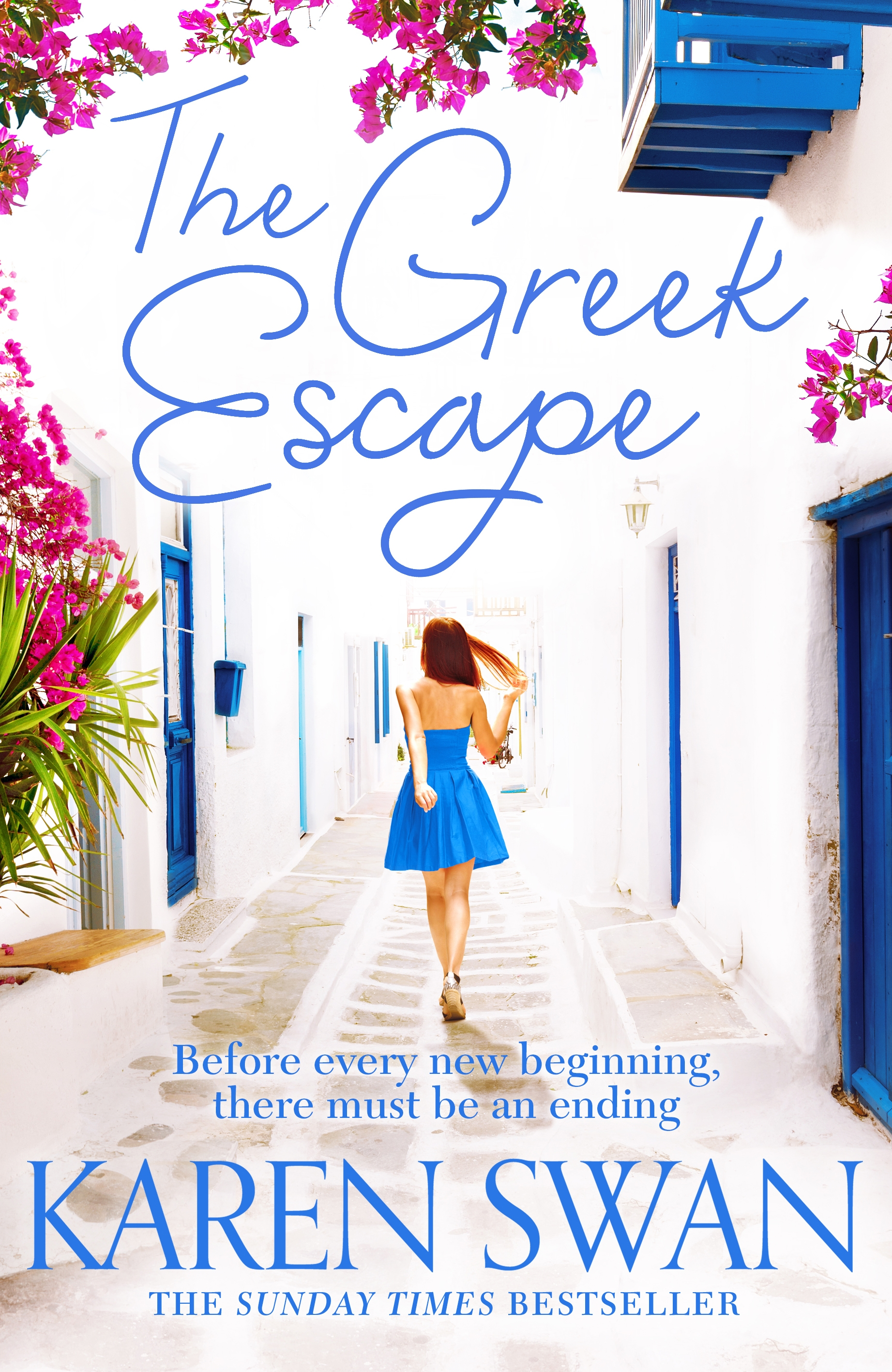 Cover Image of The Greek Escape