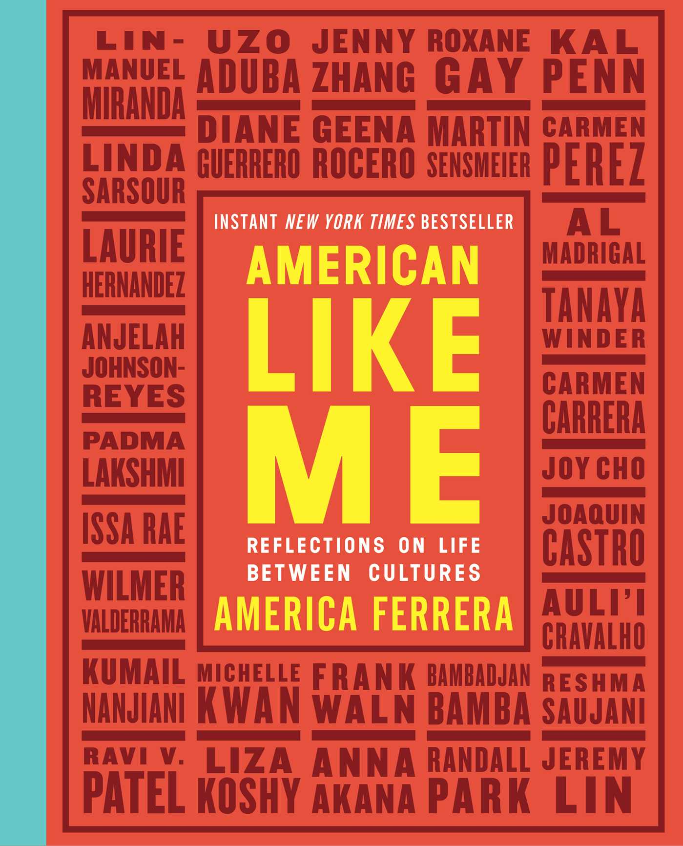 American Like Me Reflections on Life Between Cultures
