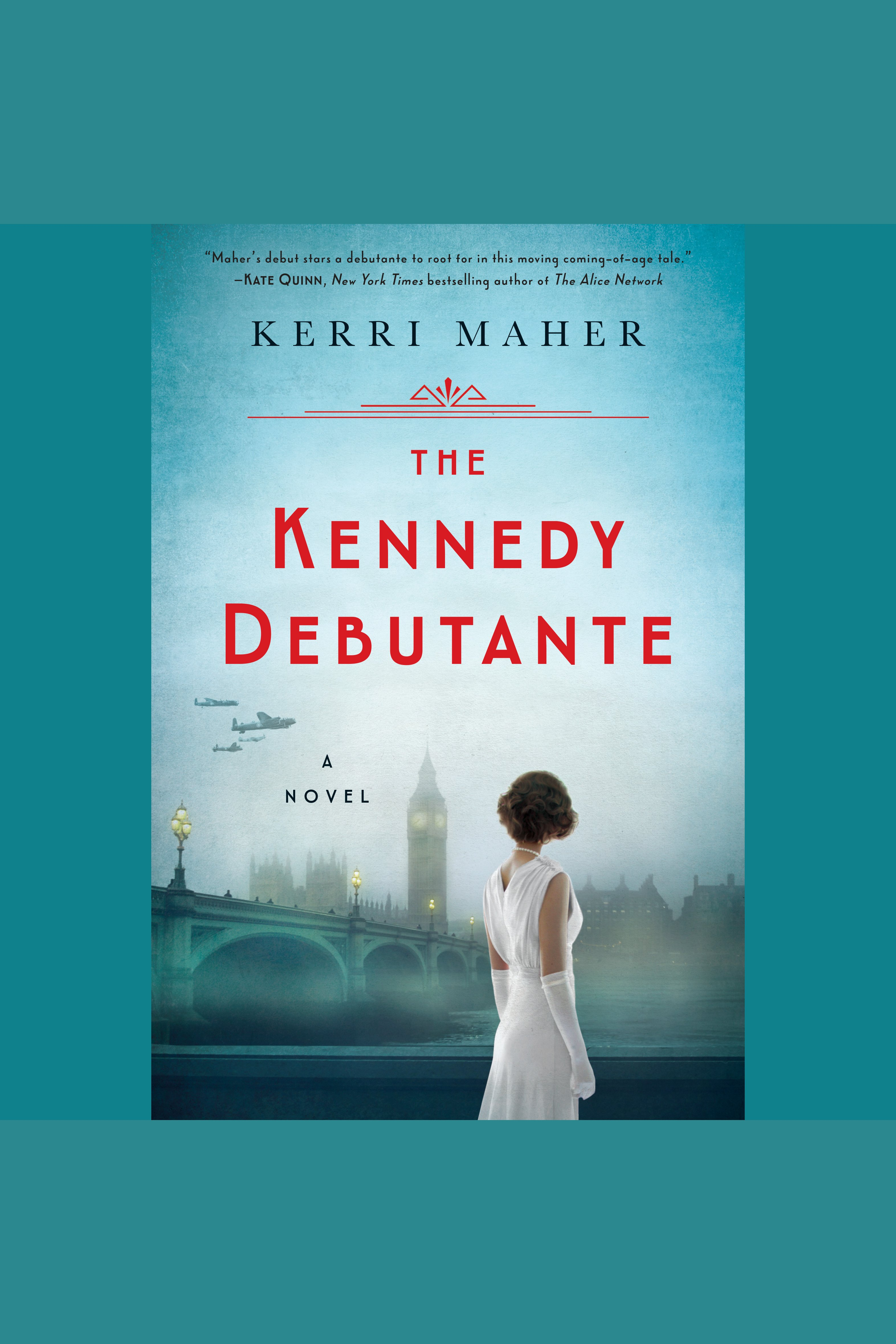 The Kennedy debutante cover image