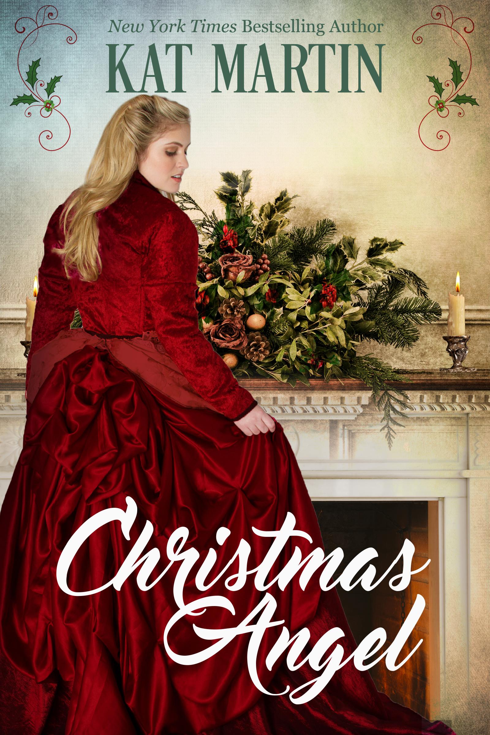 Christmas angel cover image