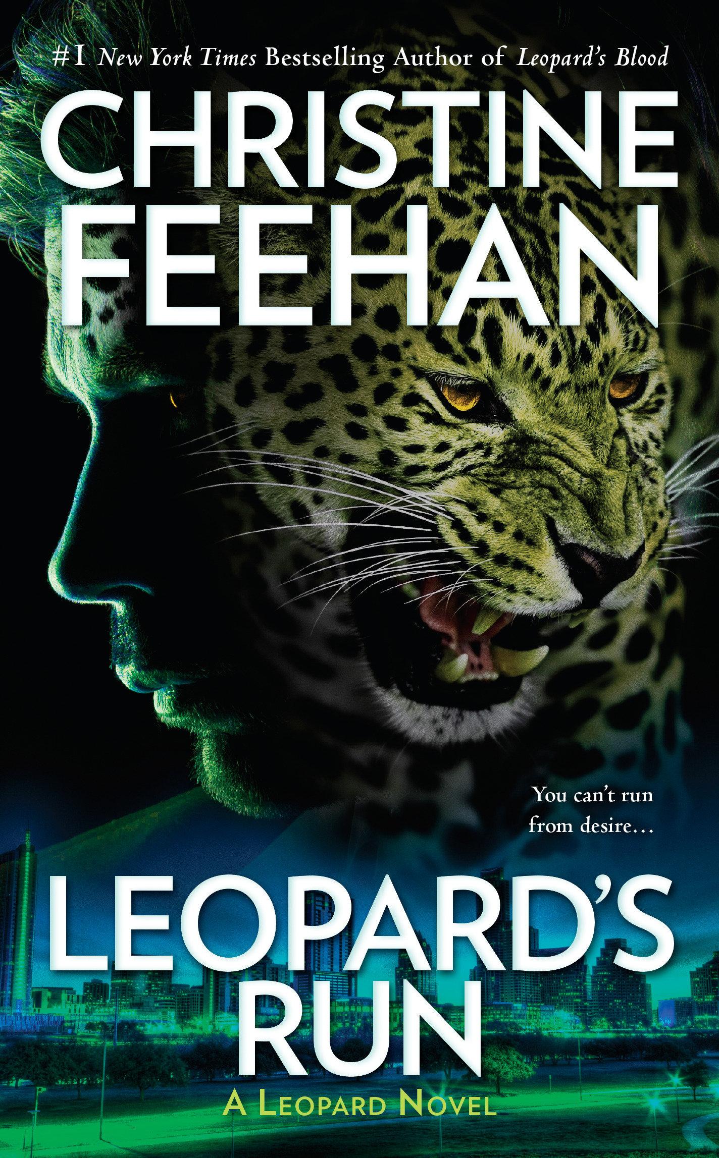 Leopard's run cover image