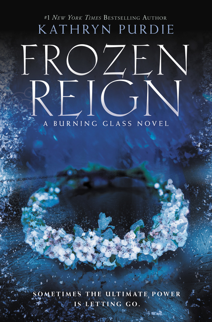 Frozen reign cover image