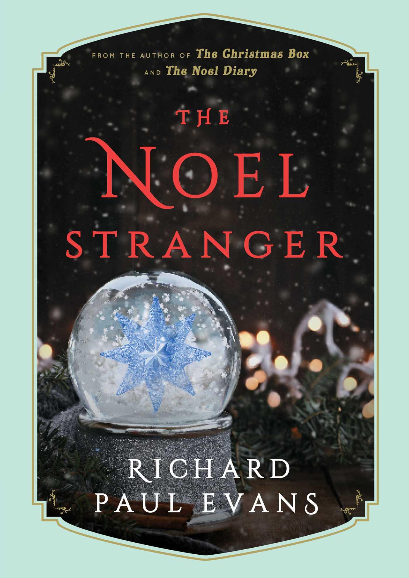 The noel stranger cover image