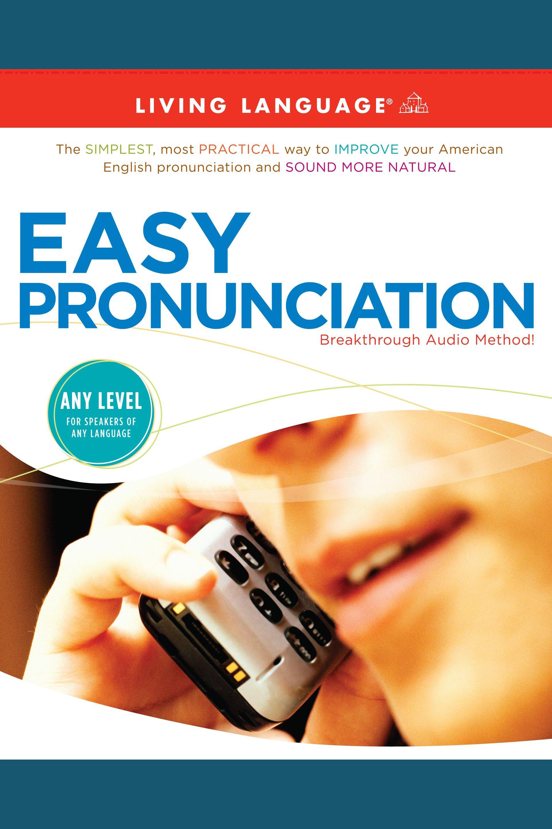 Easy pronunciation cover image