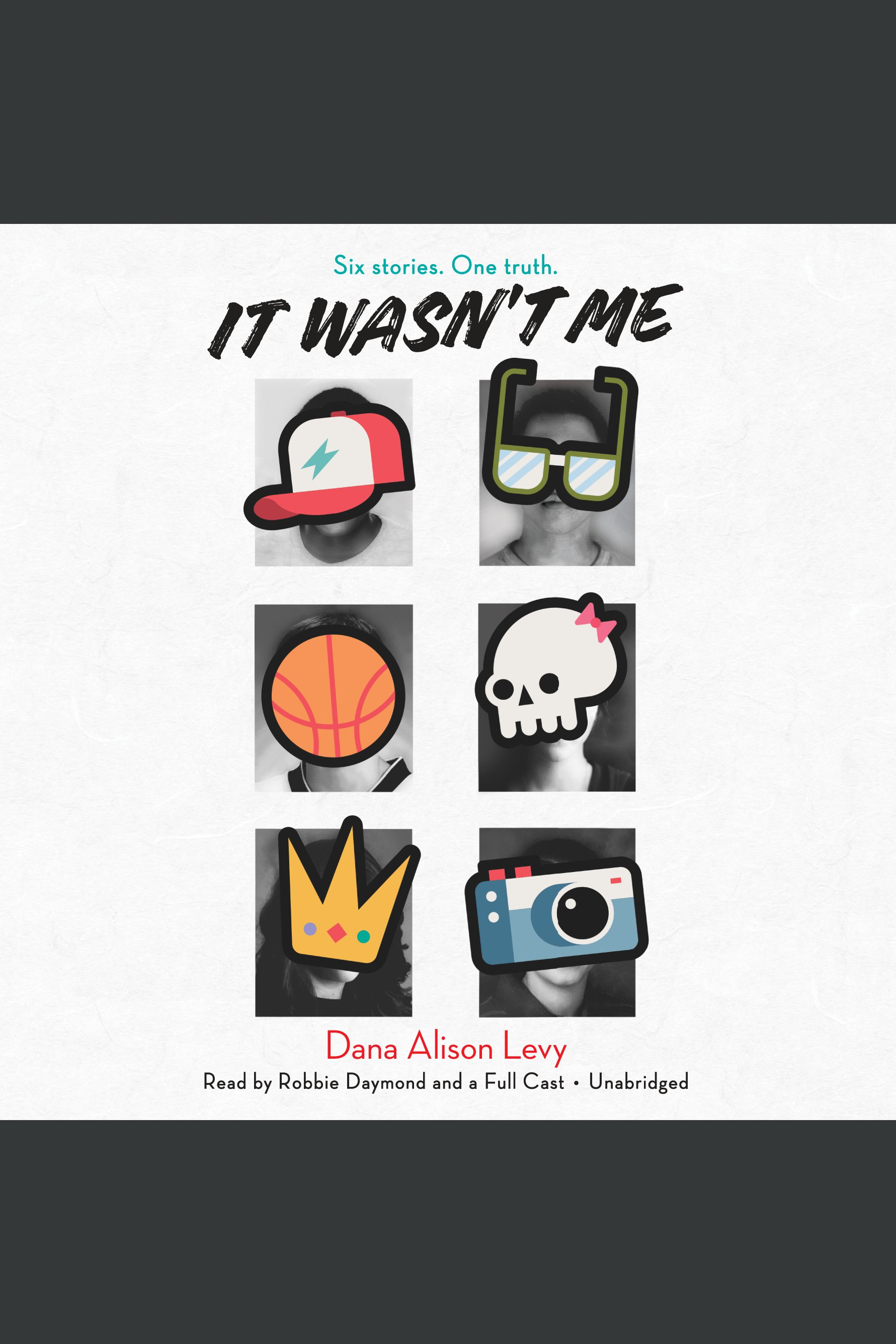 It wasn't me cover image