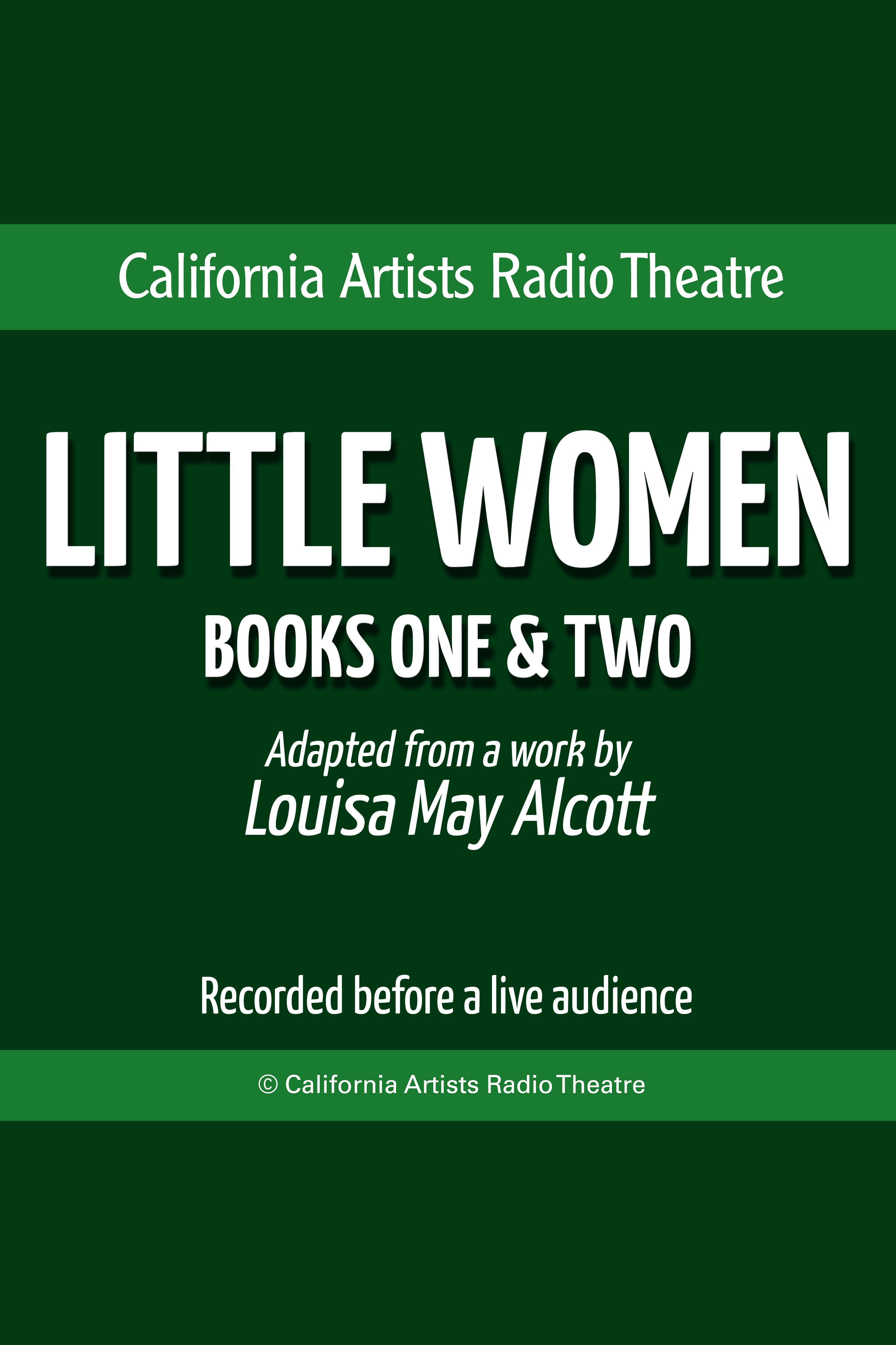 Little Women - Book One cover image
