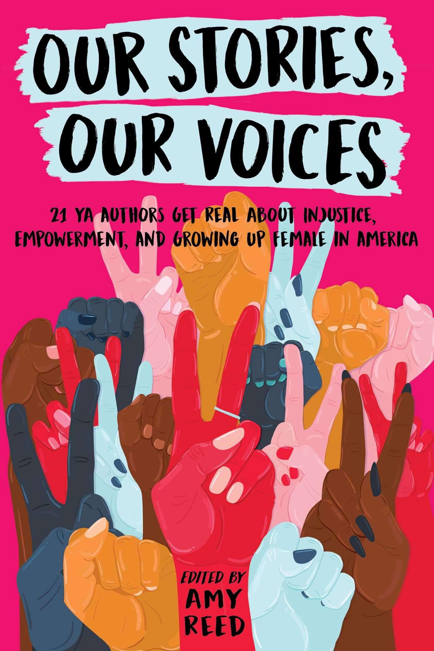 Cover Image of Our Stories, Our Voices