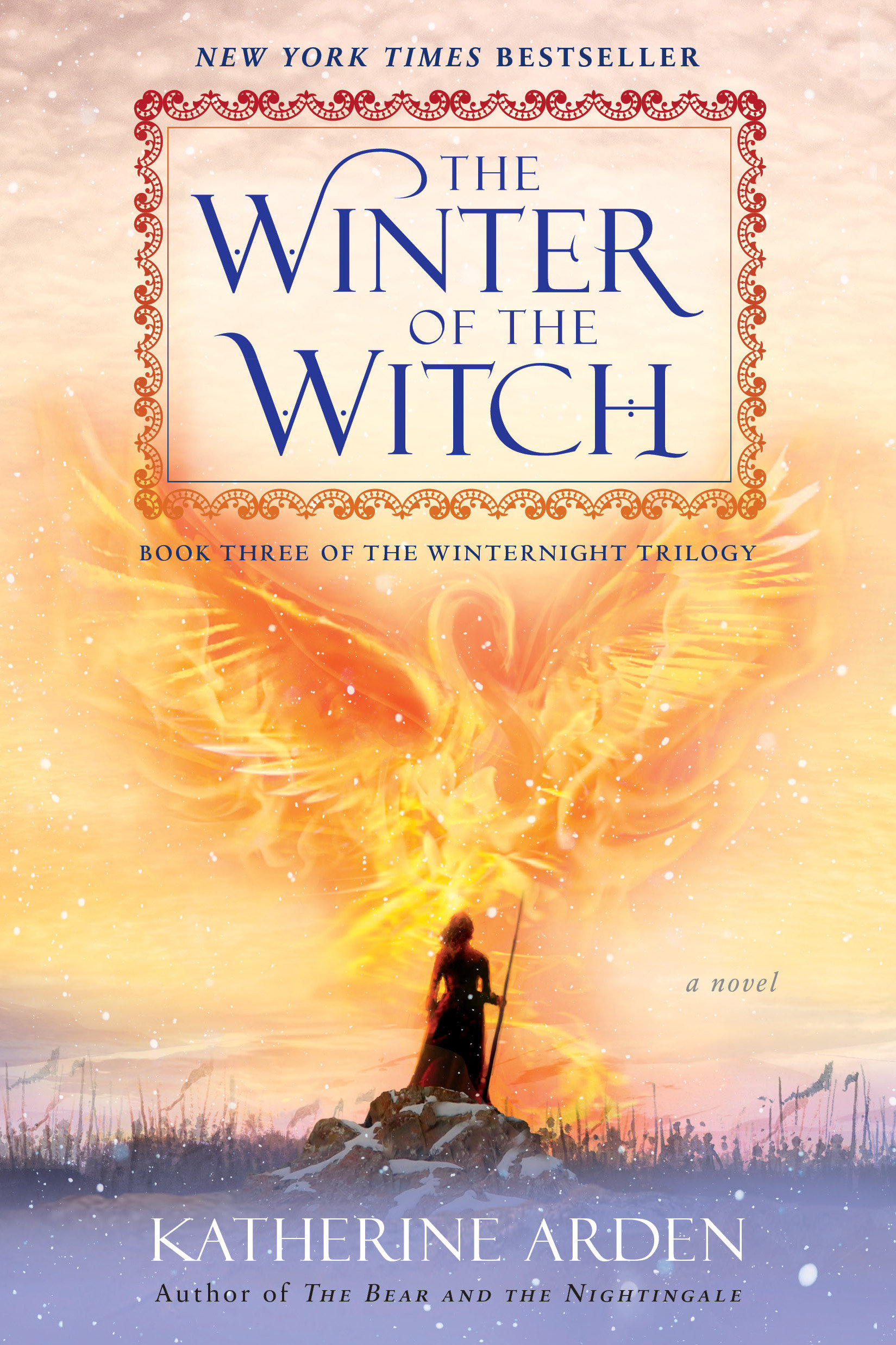 The winter of the witch cover image