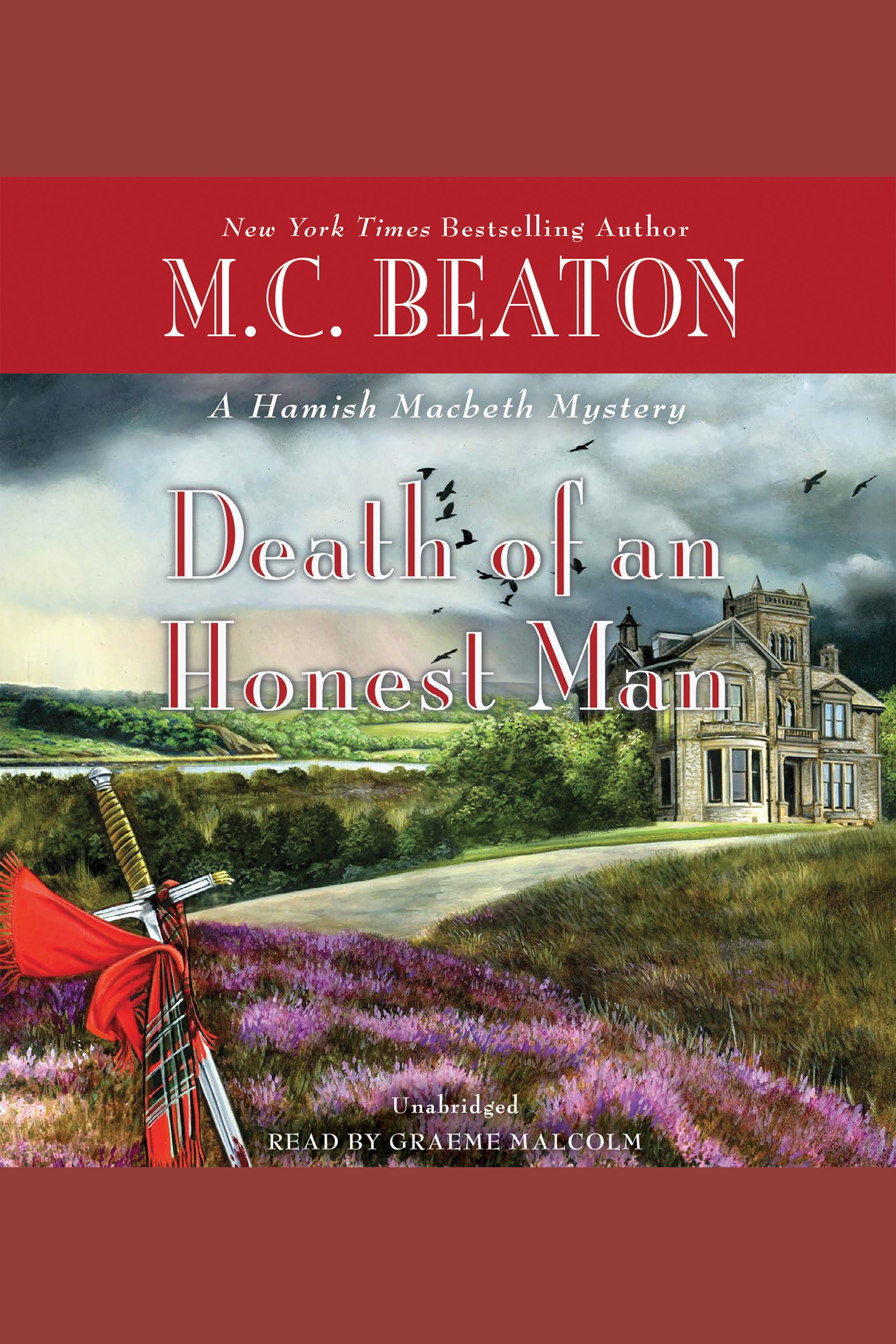 Death of an honest man cover image