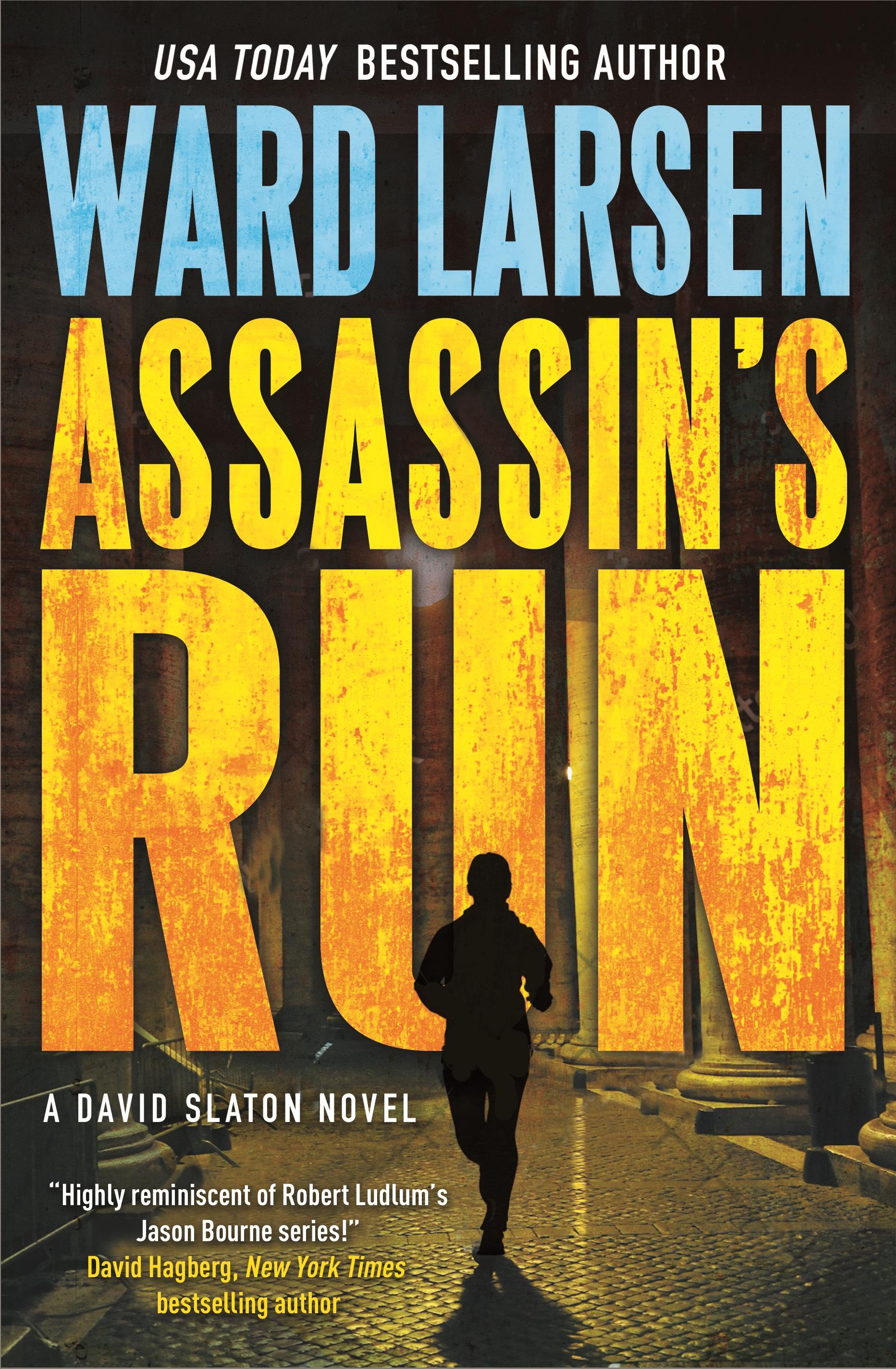 Assassin's run cover image