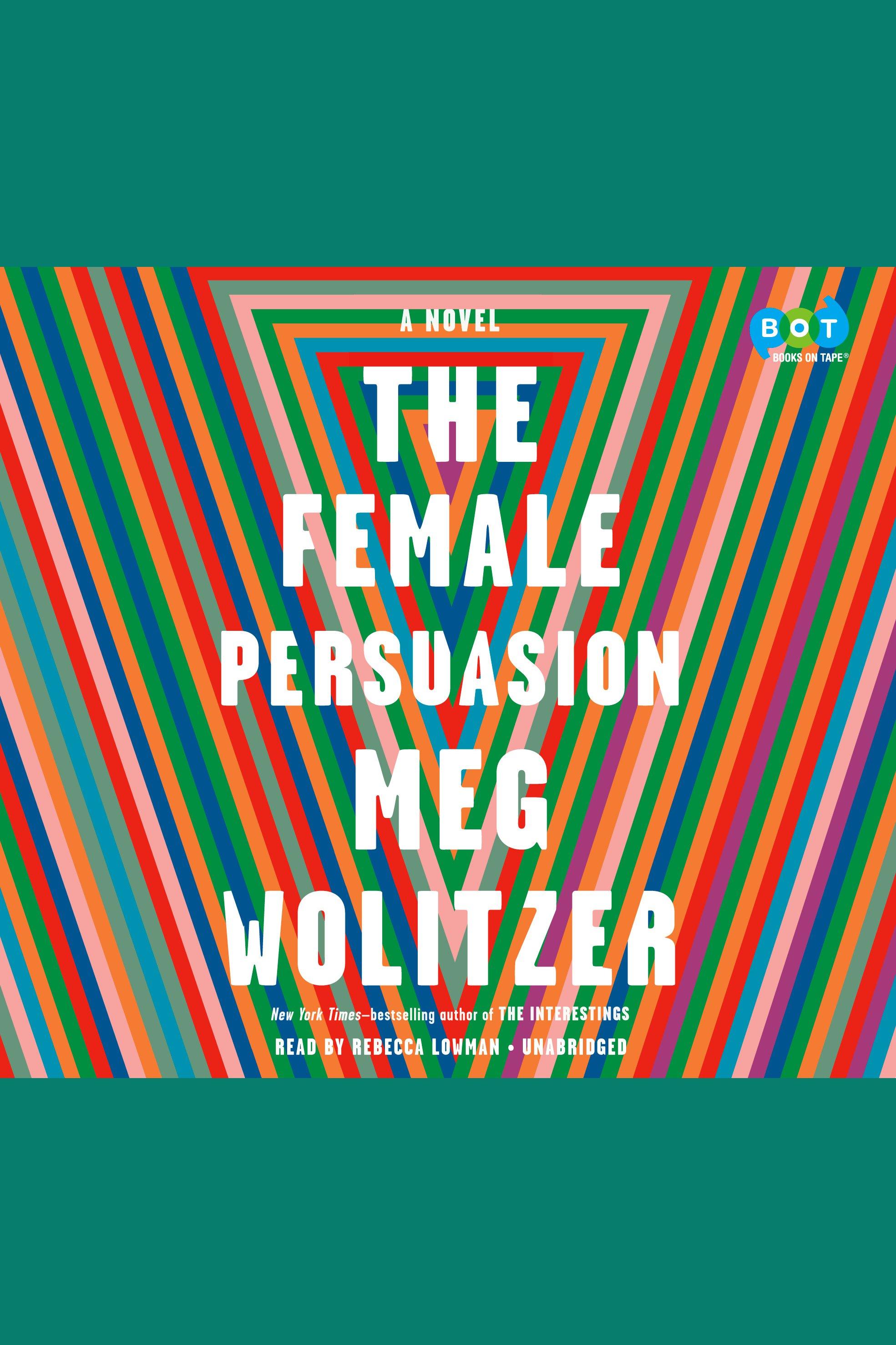 The female persuasion cover image