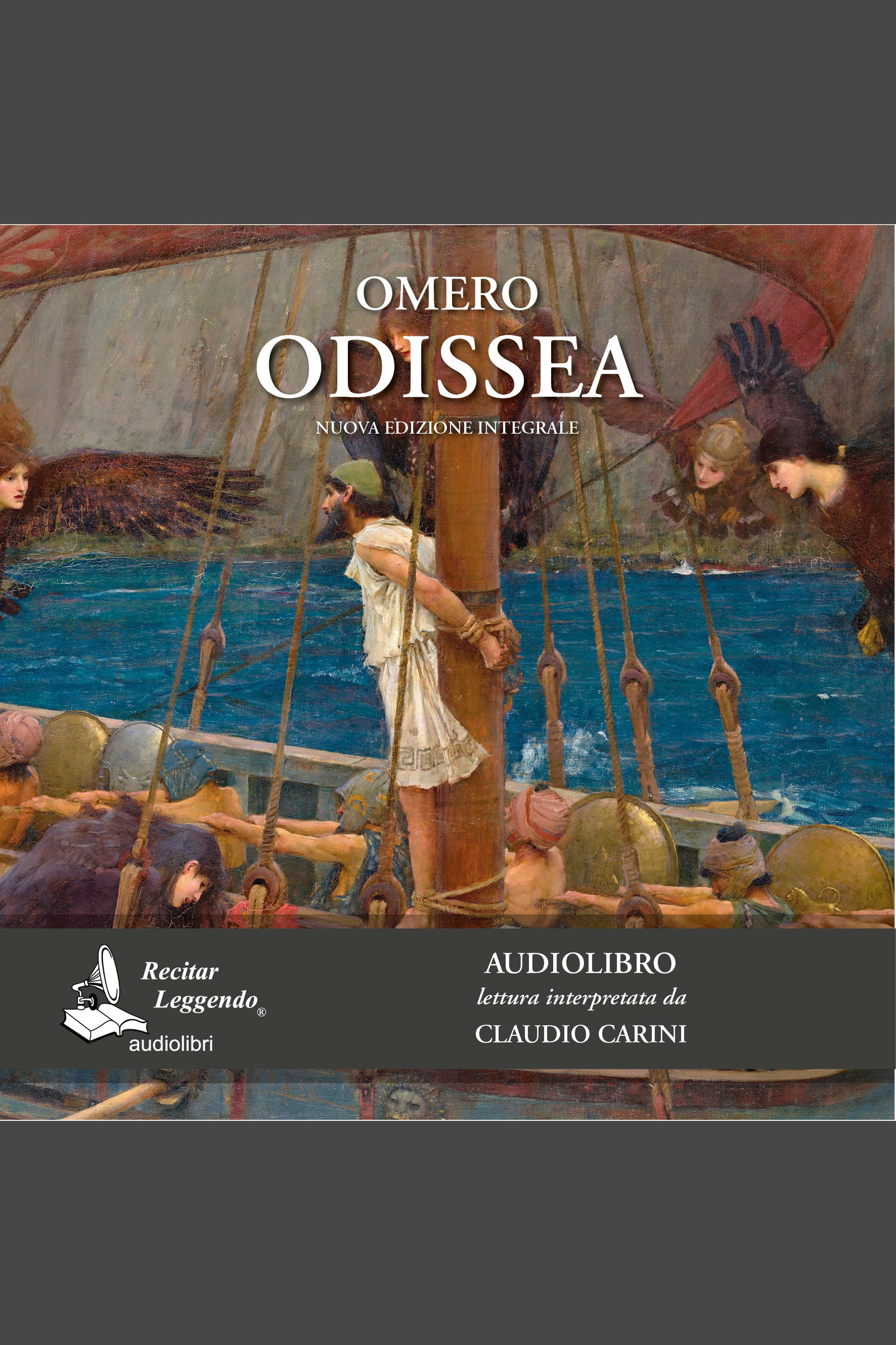 Odissea cover image