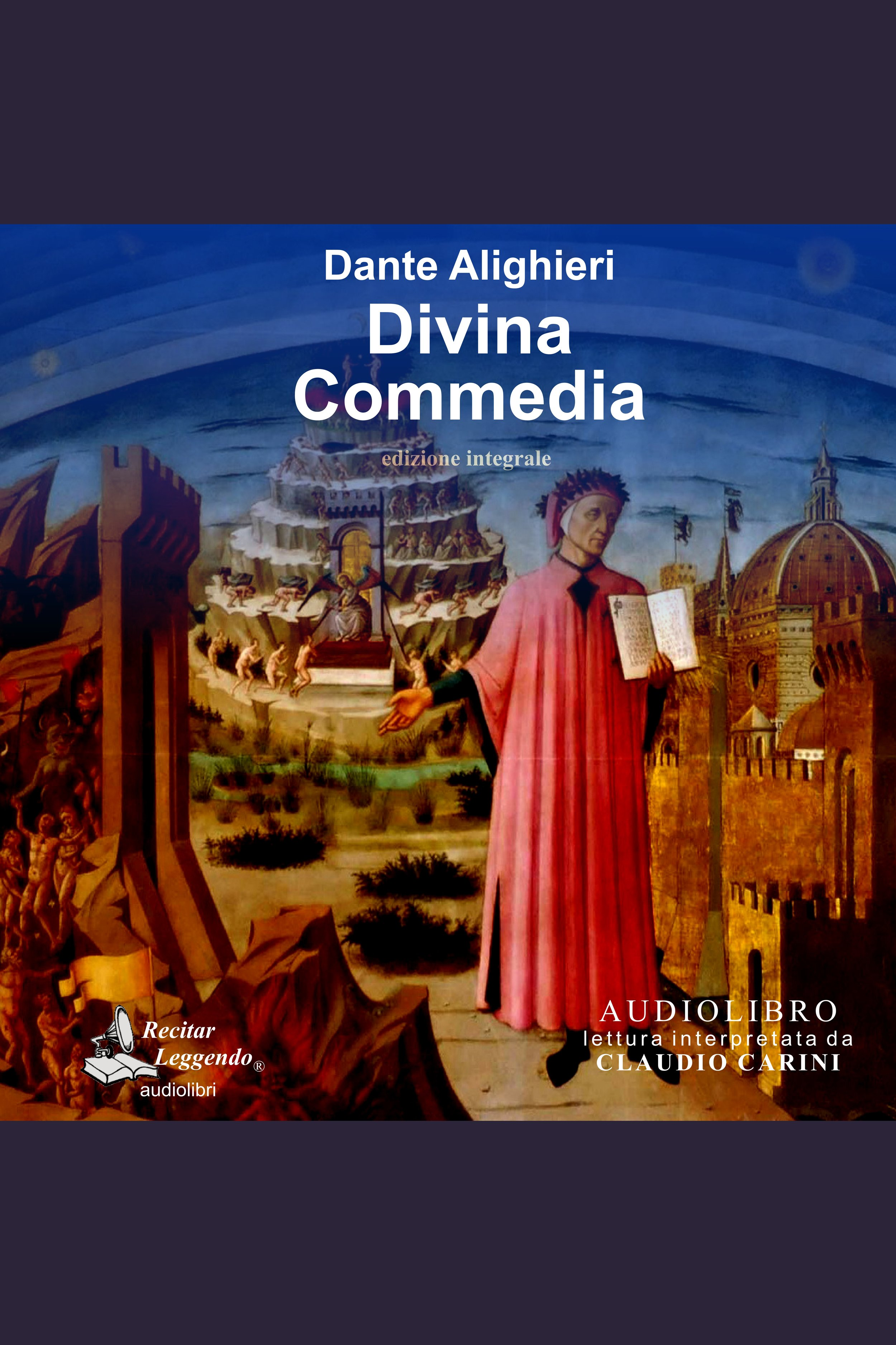 Divina Commedia cover image