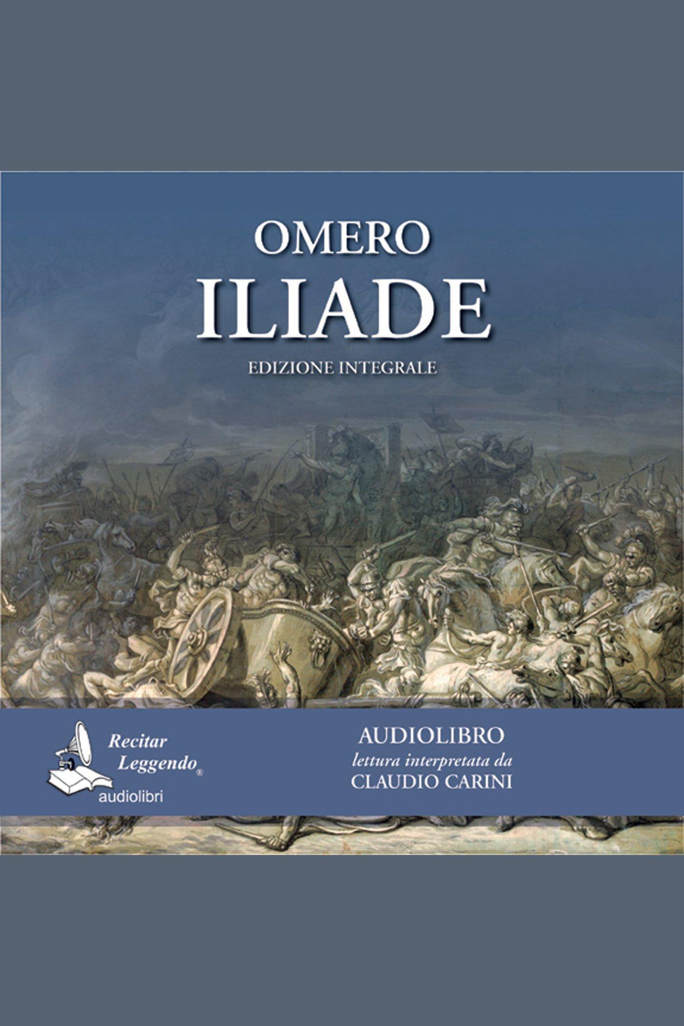 Iliade cover image