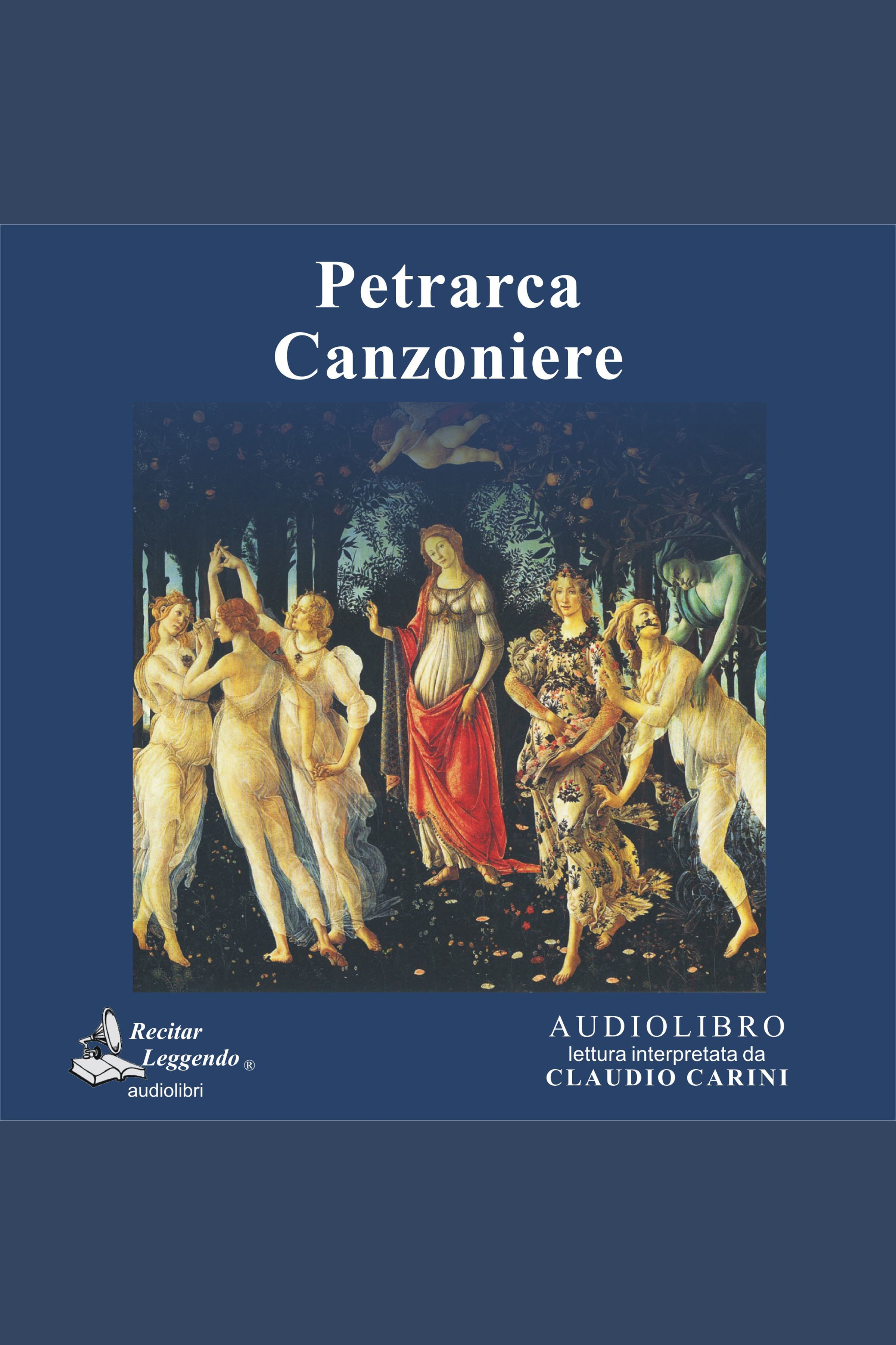 Canzoniere cover image