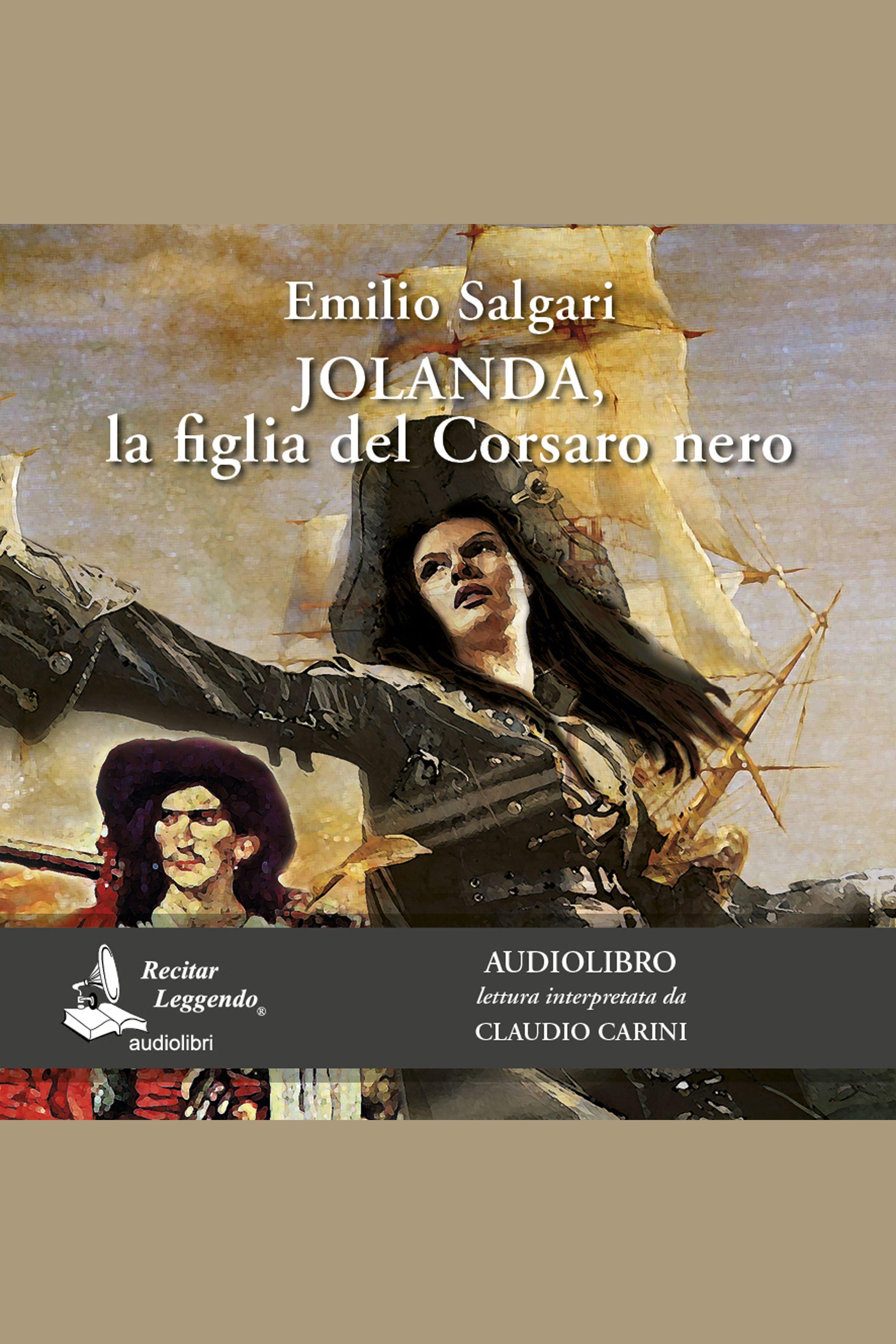 Jolanda, la figlia del Corsaro Nero cover image